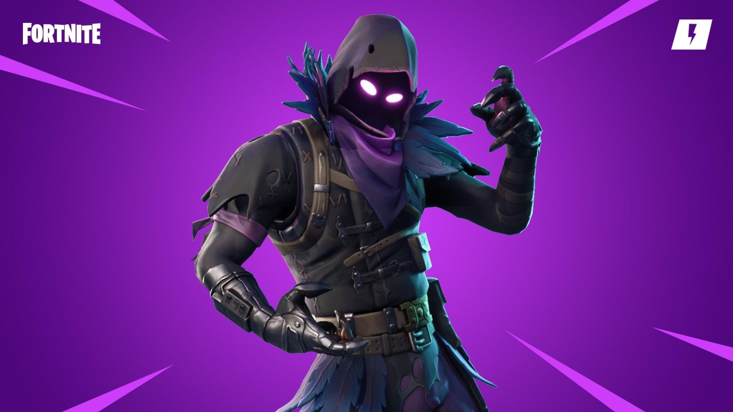 2560x1440 Raven Fortnite 1440p Resolution Wallpaper Hd