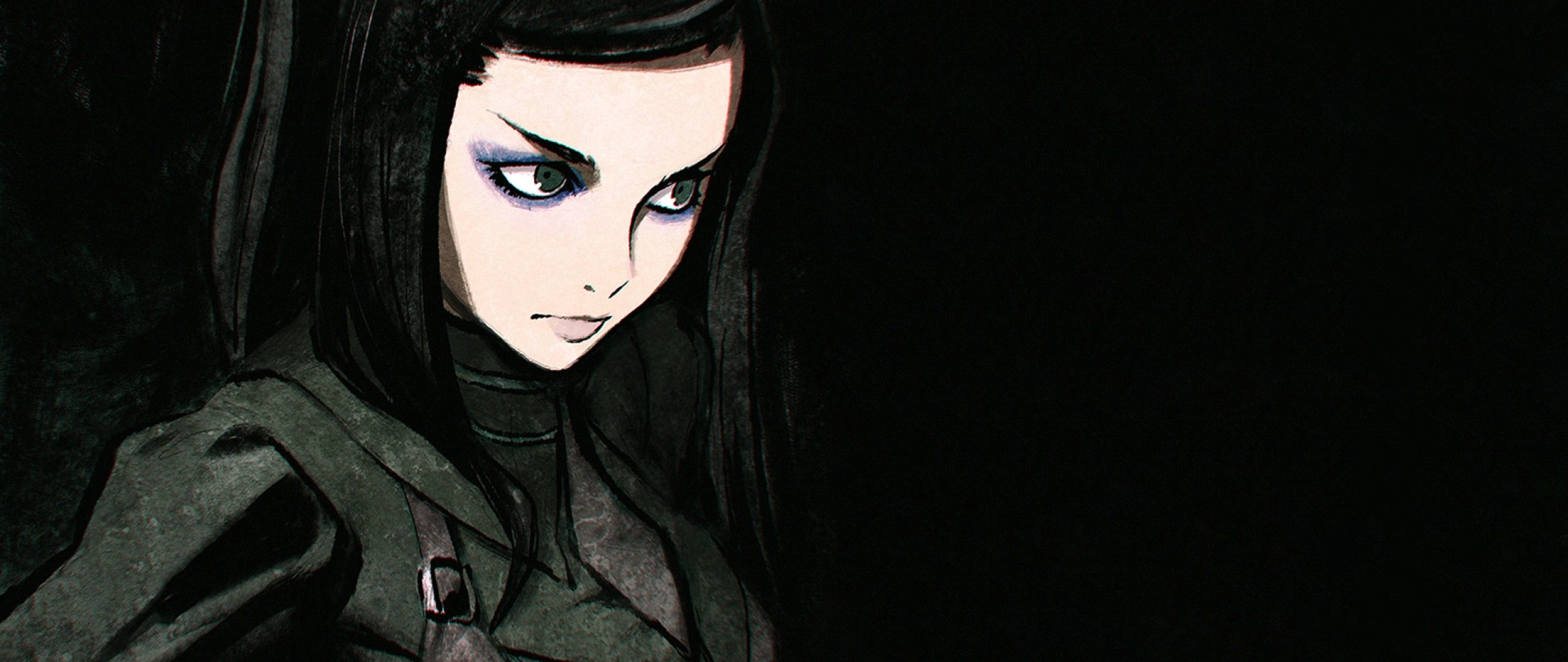 Gif ergo proxy animes christine and the queens animated gif on.
