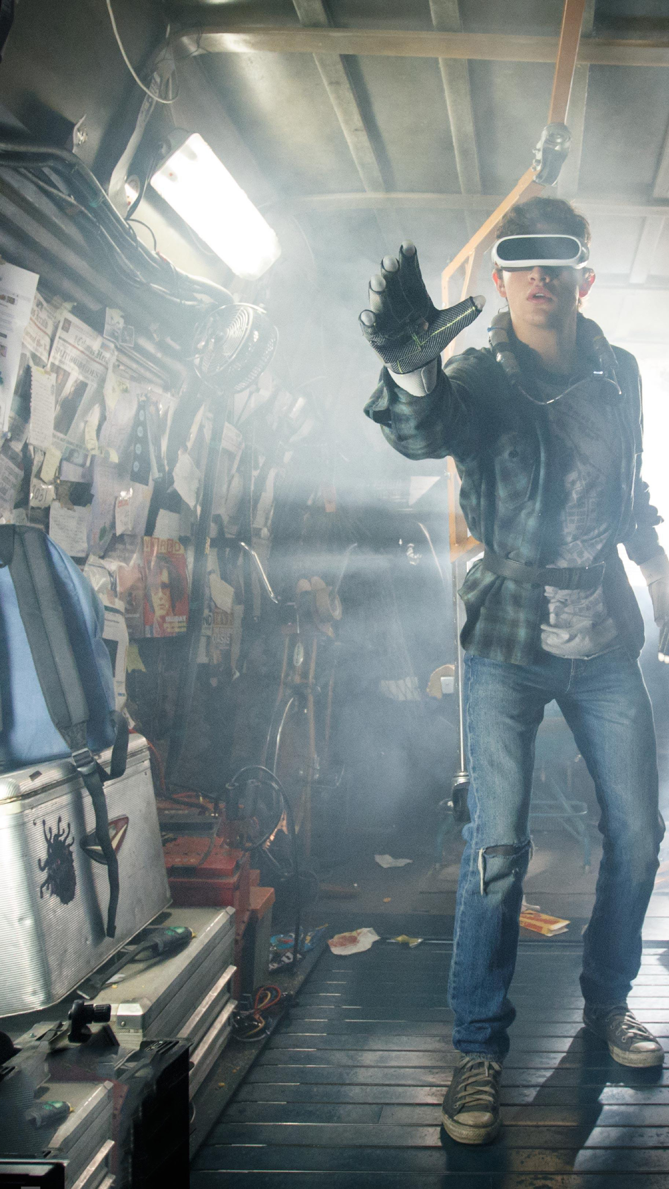 By Photo Congress || Ready Player One Movie Hindi 720p Download