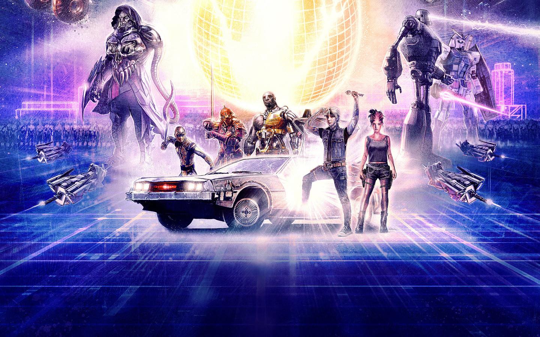 Best Ps Vita Games >> Ready Player One Movie Artwork, Full HD 2K Wallpaper