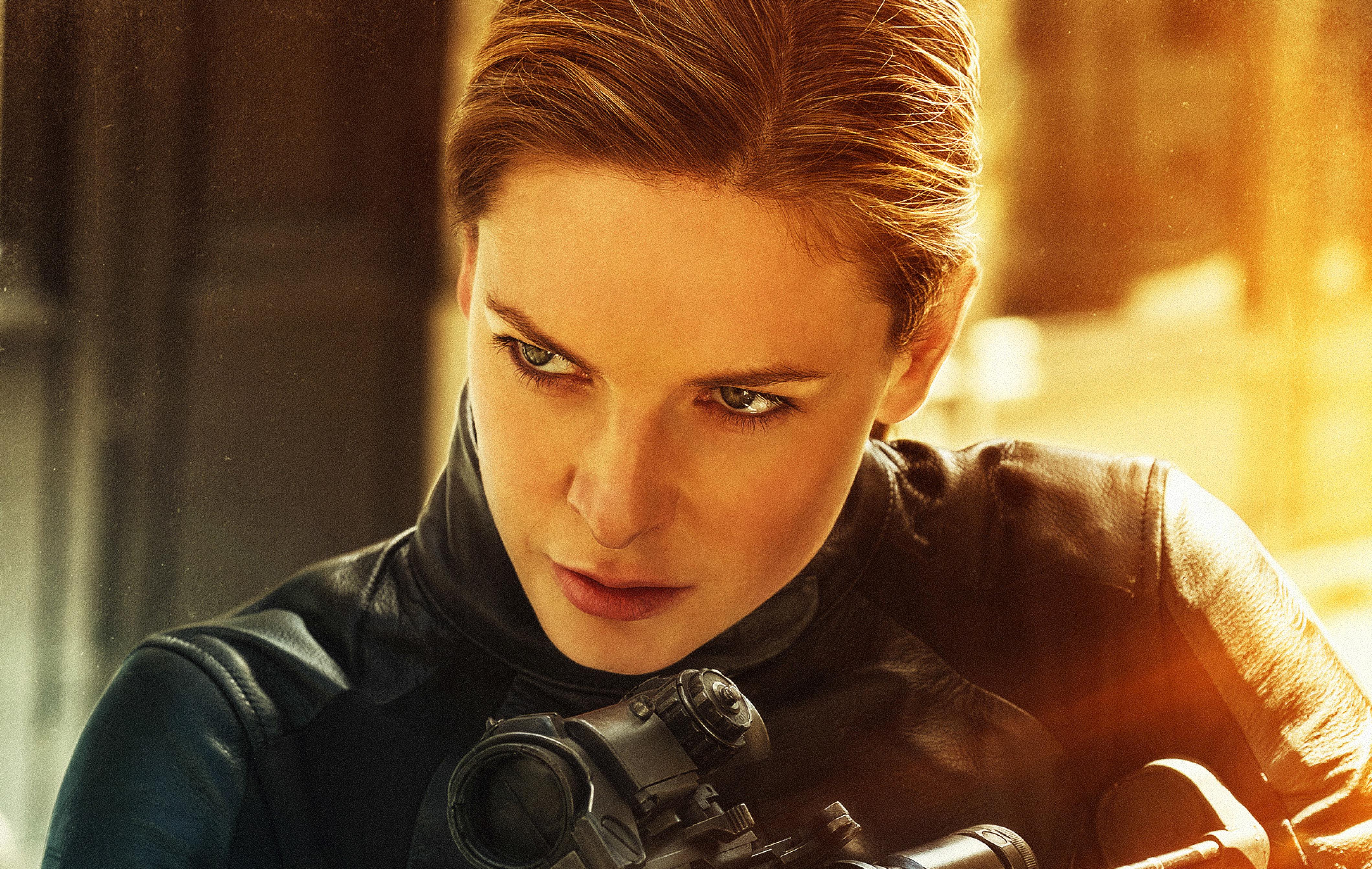 Rebecca Ferguson In Mission Impossible 6 Wallpaper Hd