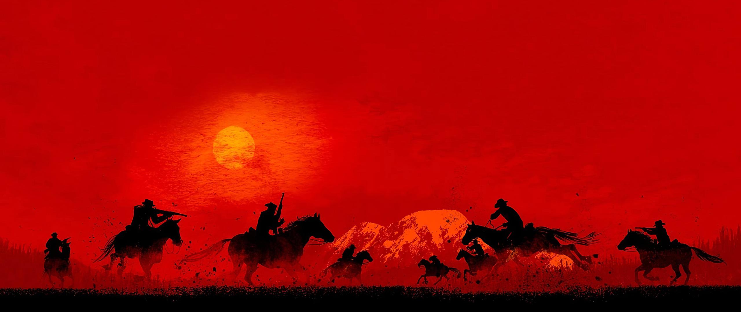2560x1080 Red Dead Redemption 2 Game 2019 2560x1080 ...