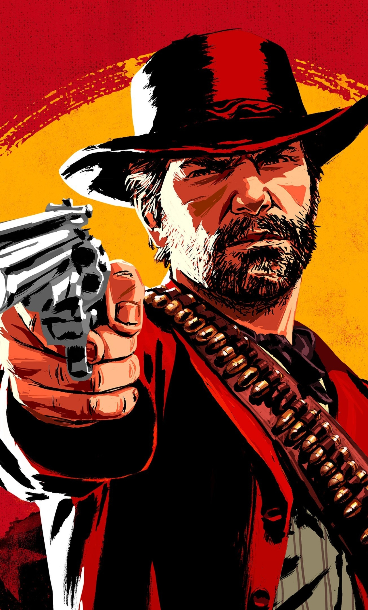 Red Dead Redemption Iphone Wallpaper Hd Free Download