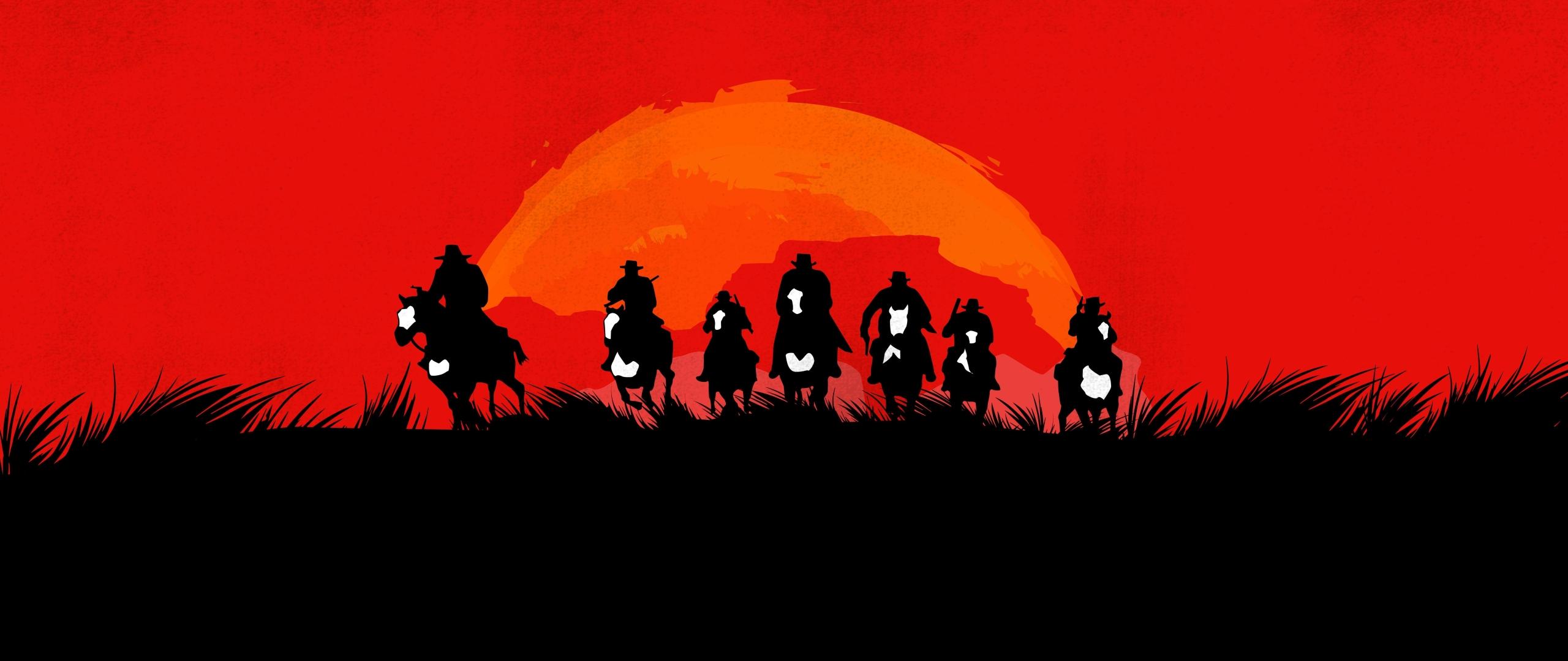 2560x1080 Red Dead Redemption 2 Game 2560x1080 Resolution