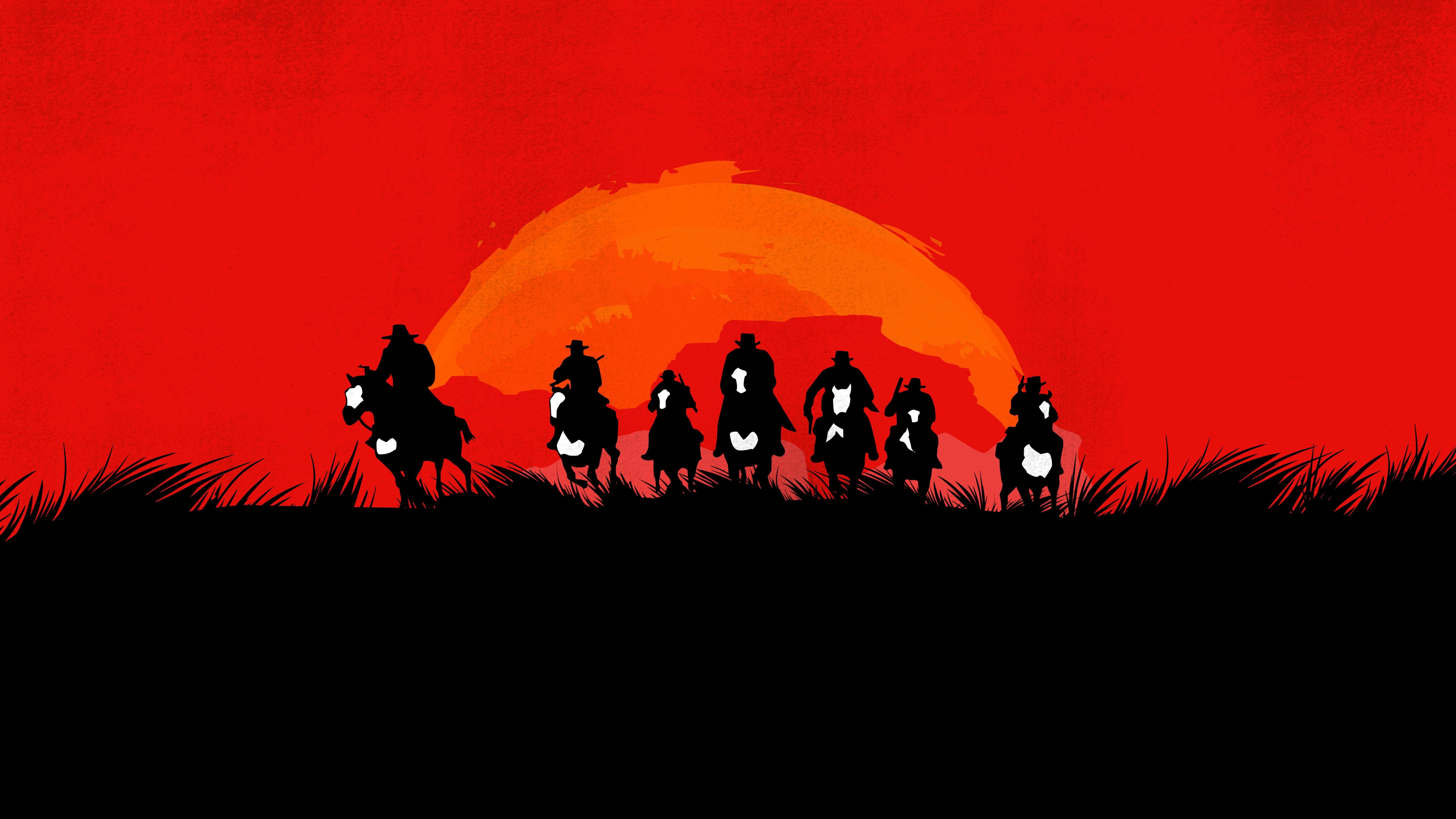 7680x4320 Red Dead Redemption 2 Game 8k Wallpaper Hd Games 4k