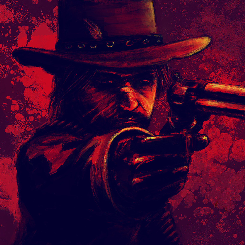 Red Dead Redemption Wallpaper Hd: Red Dead Redemption 2 John Marston, Full HD Wallpaper