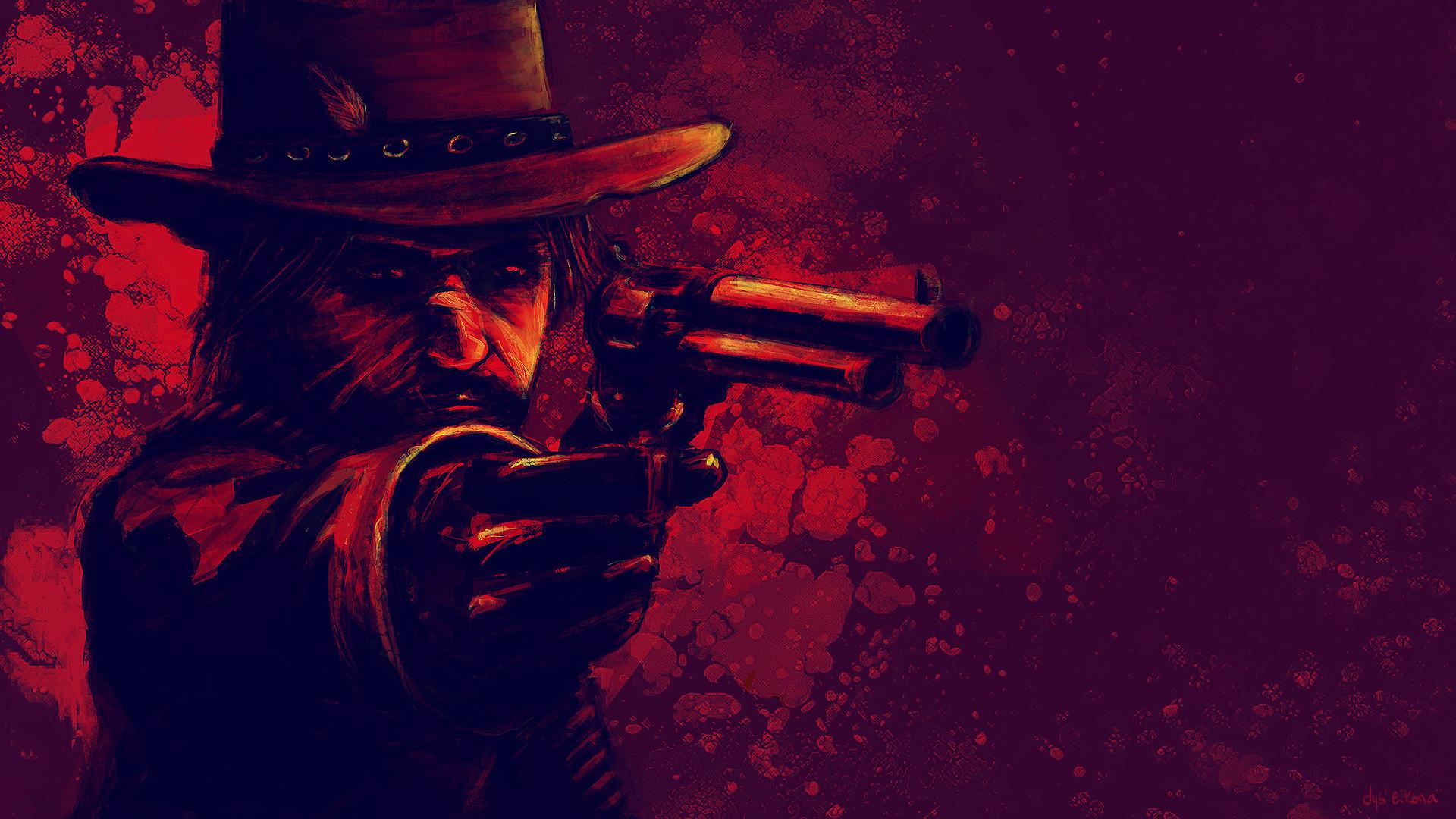 Red Dead Redemption 2 John Marston Wallpaper Hd Games 4k