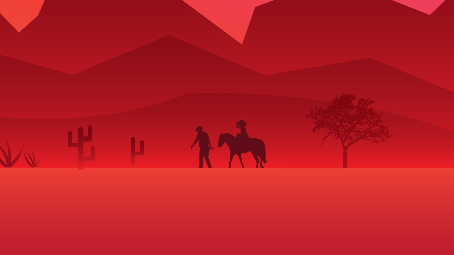 1920x1080 Red Dead Redemption 2 Minimal Game 19 1080p Laptop Full Hd Wallpaper Hd Games 4k Wallpapers Images Photos And Background