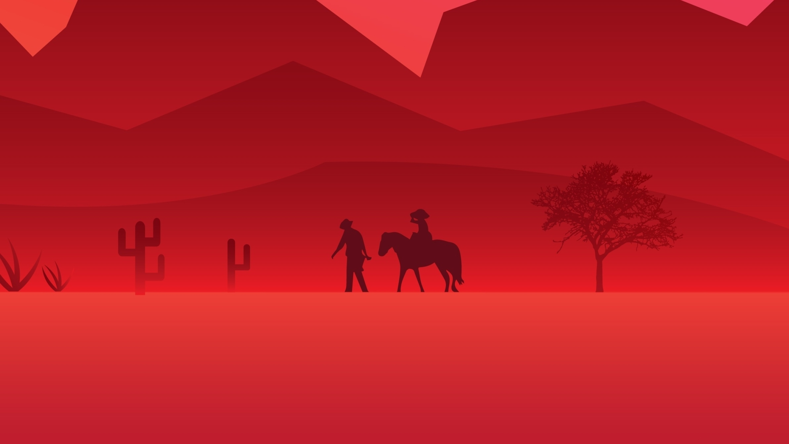 2560x1440 Red Dead Redemption 2 Minimal Game 19 1440p Resolution