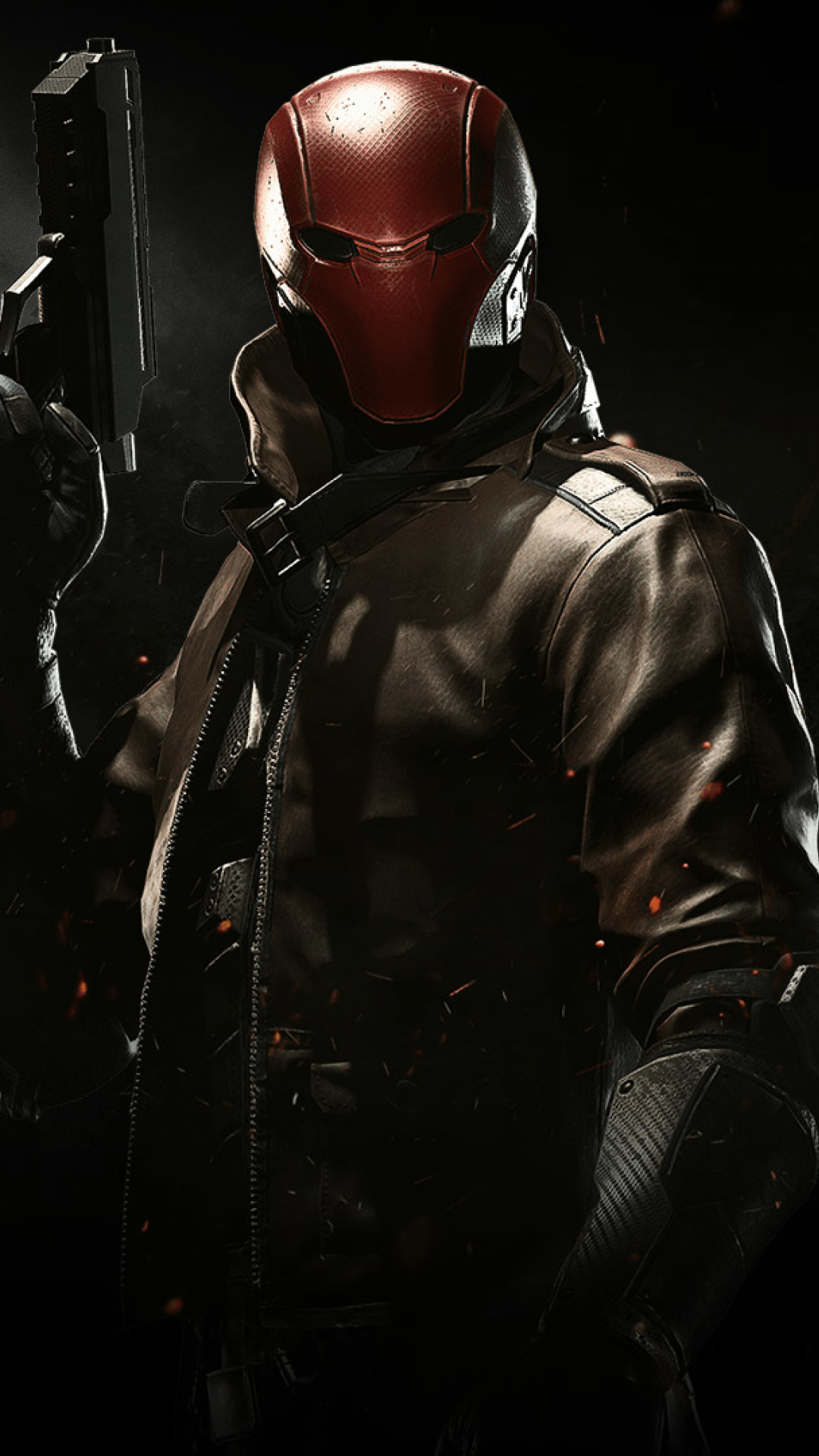 Red Hood In Injustice 2, Full HD Wallpaper