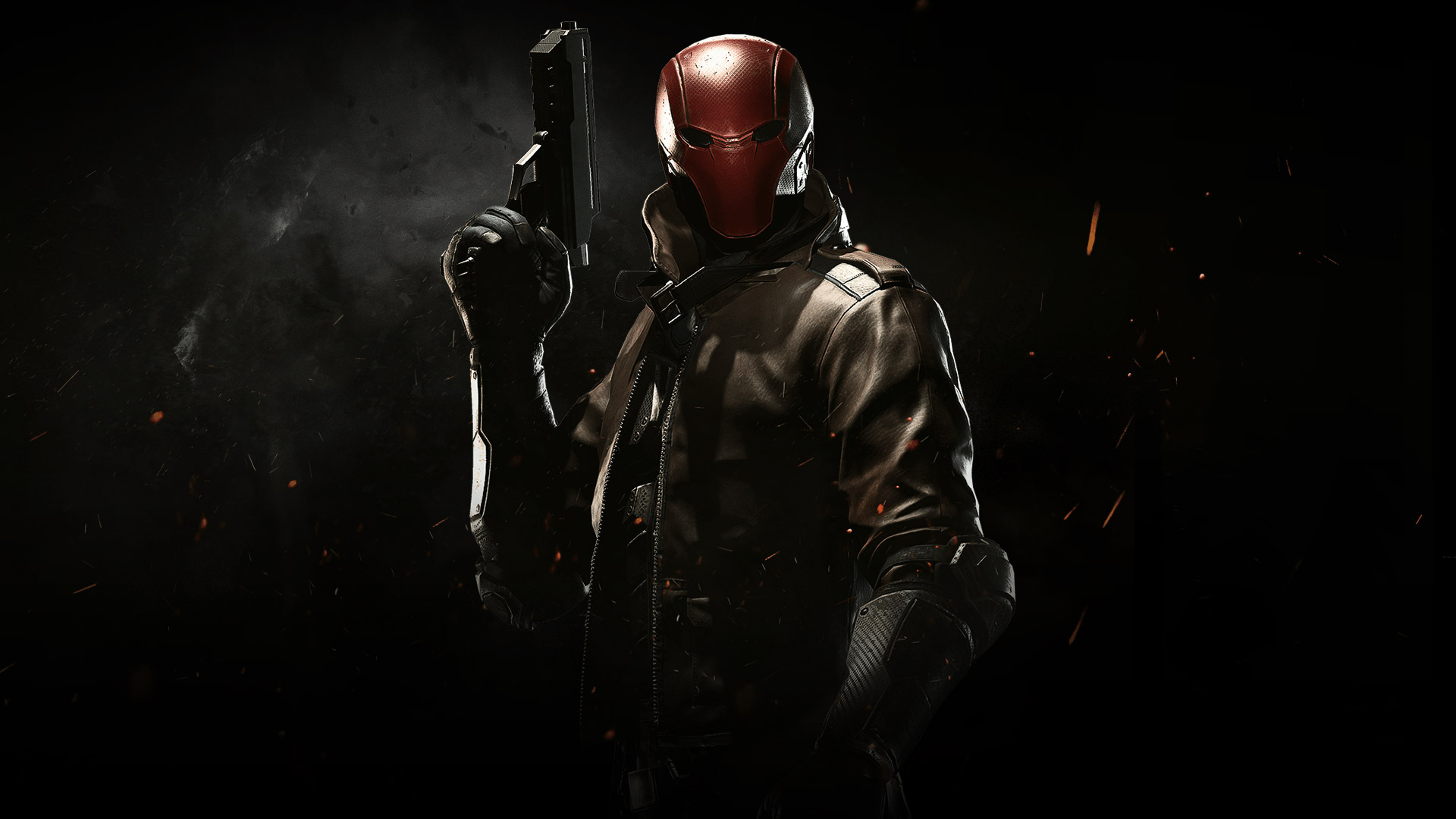 Red Hood In Injustice 2 Wallpaper Hd Games 4k Wallpapers