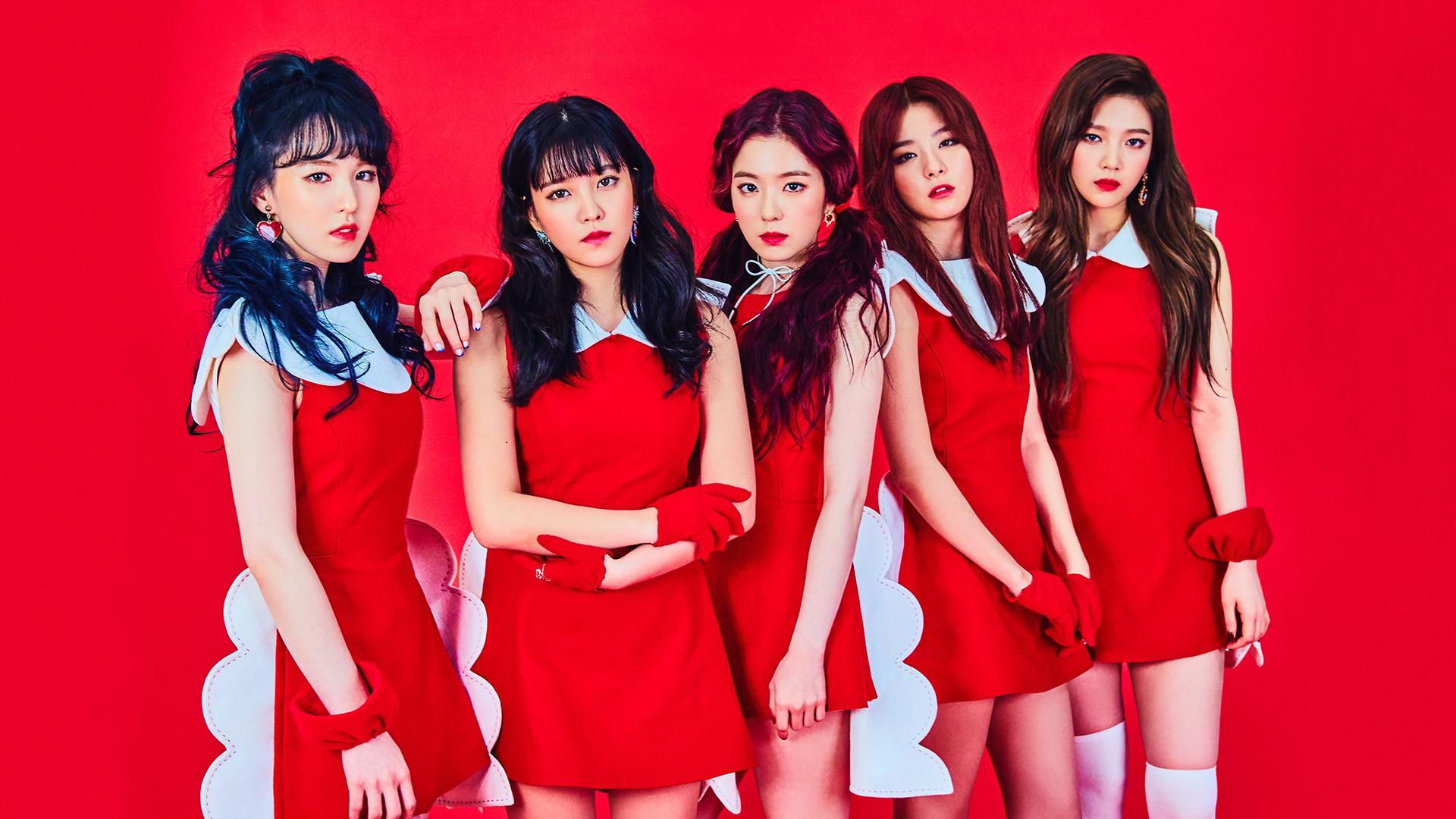 Red Velvet K Pop Wallpaper Hd Music 4k Wallpapers Images