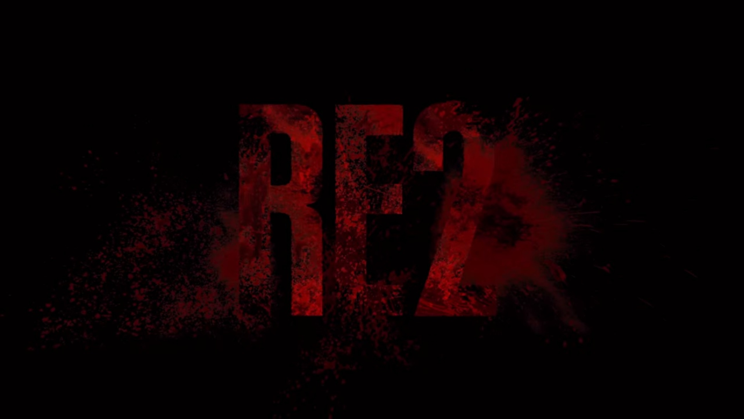 2560x1440 Resident Evil 2 2019 Title Poster 1440p Resolution