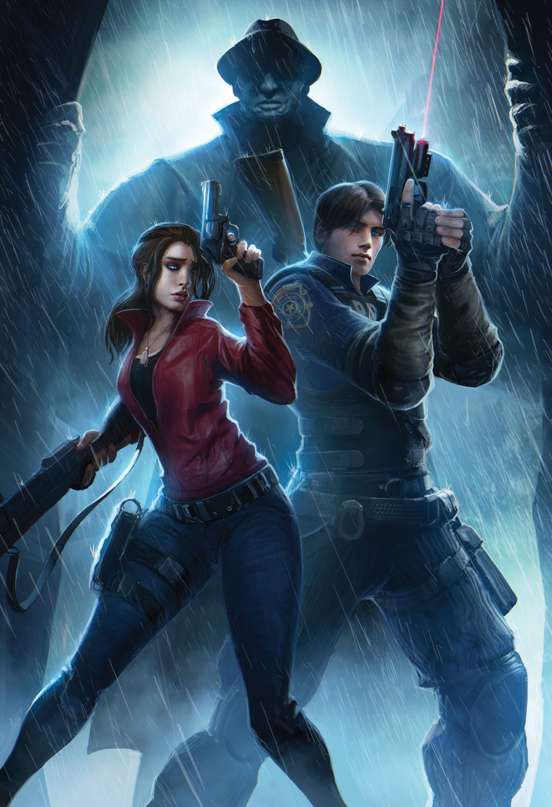 Resident Evil 2 Game Poster Wallpaper Hd Games 4k Wallpapers