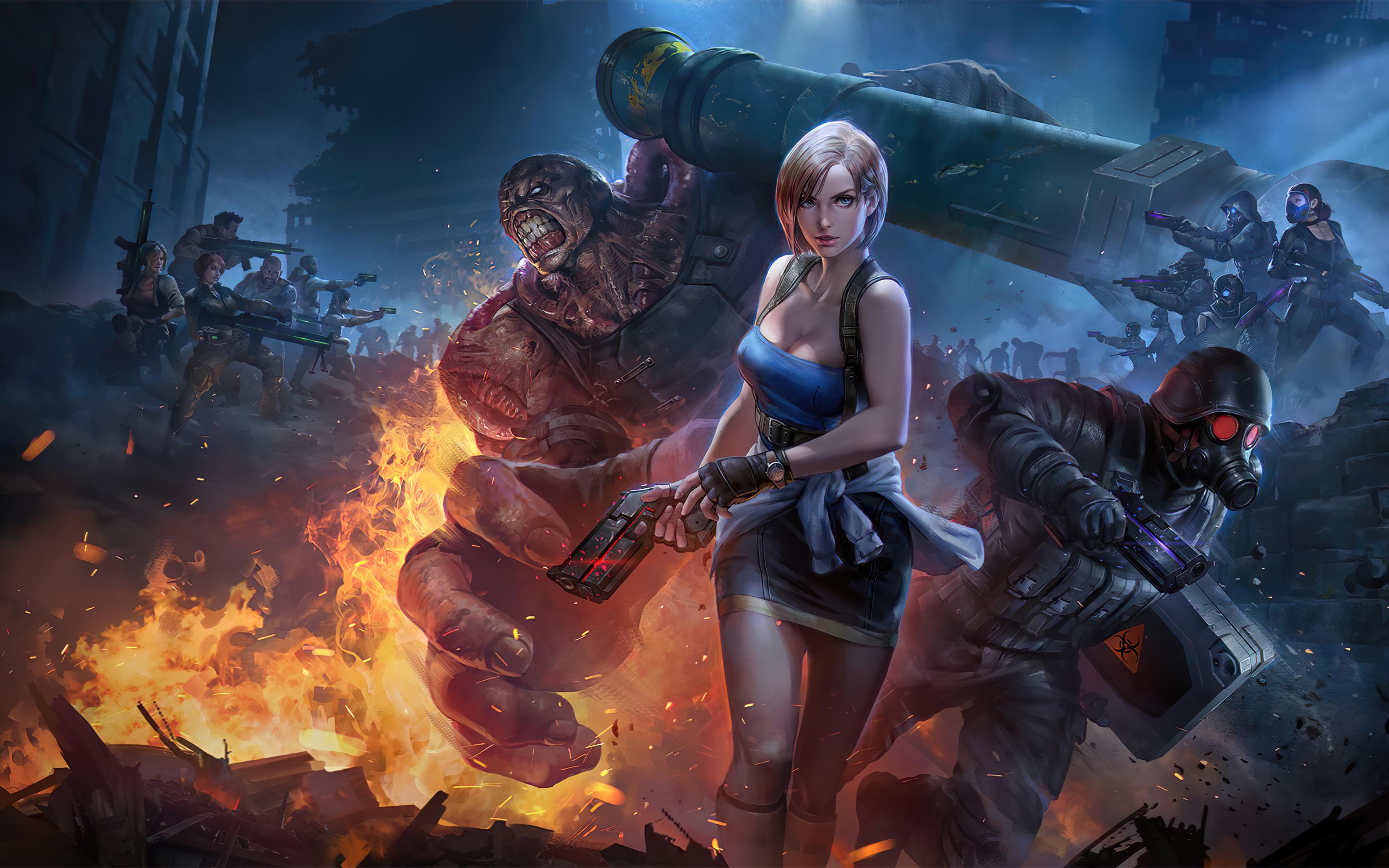 3840x2400 Resident Evil 2020 4K 3840x2400 Resolution ...