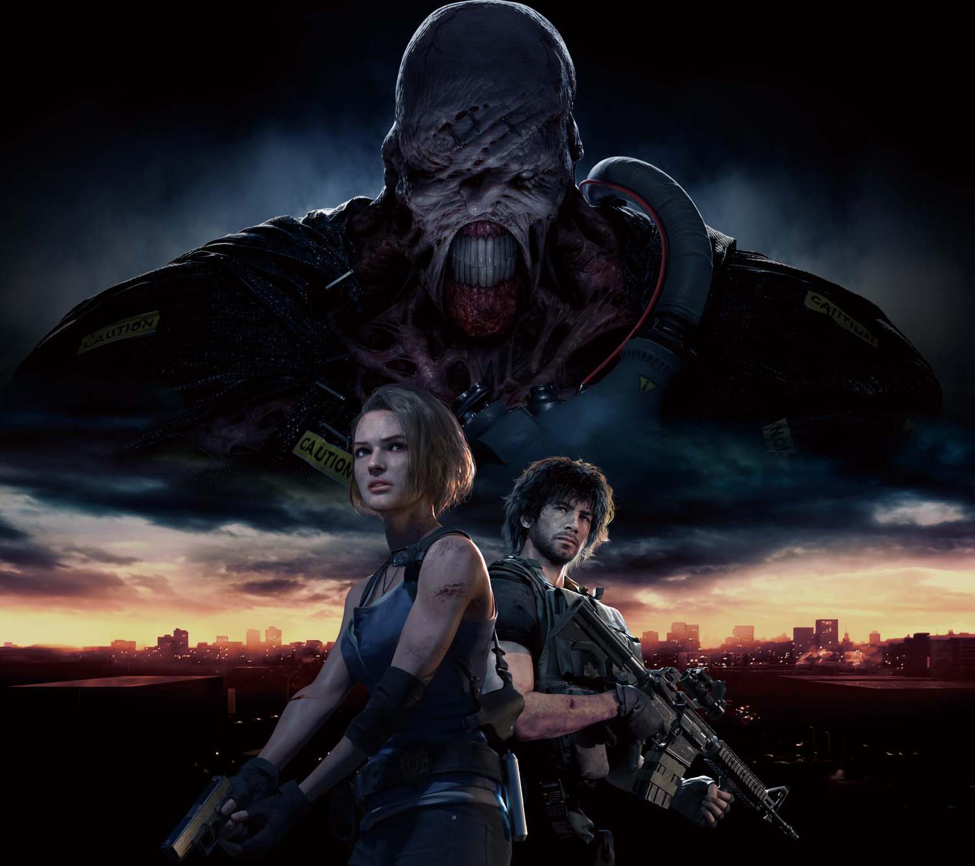 Resident Evil 3 Remake 2019 Wallpaper, HD Games 4K