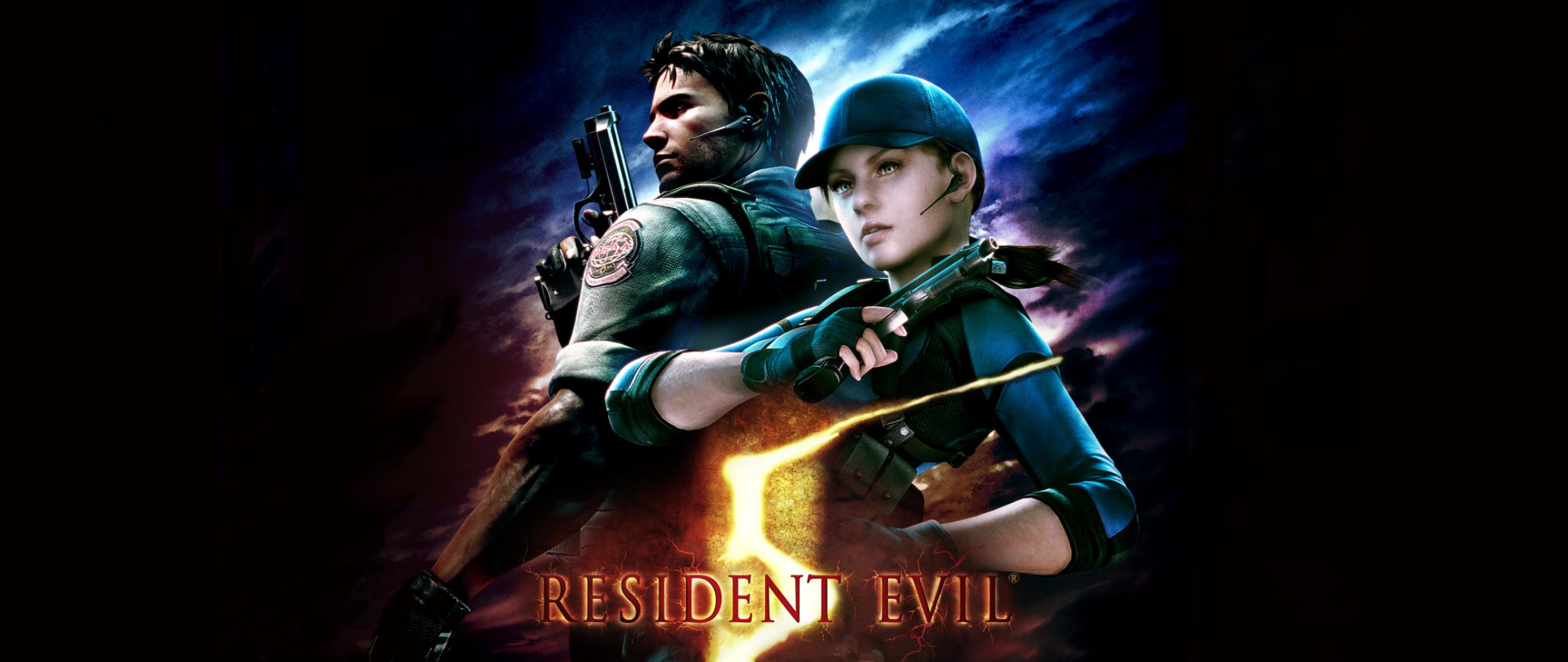 2560x1080 Resident Evil 5 2560x1080 Resolution Wallpaper Hd Games