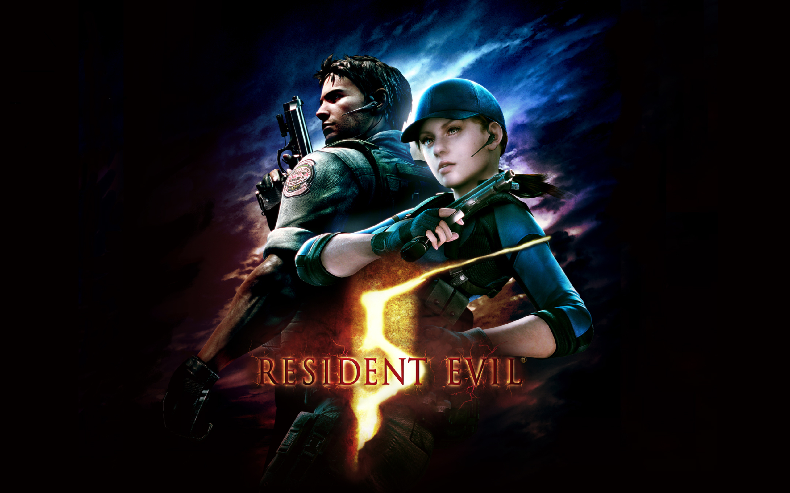 2560x1600 Resident Evil 5 2560x1600 Resolution Wallpaper Hd Games