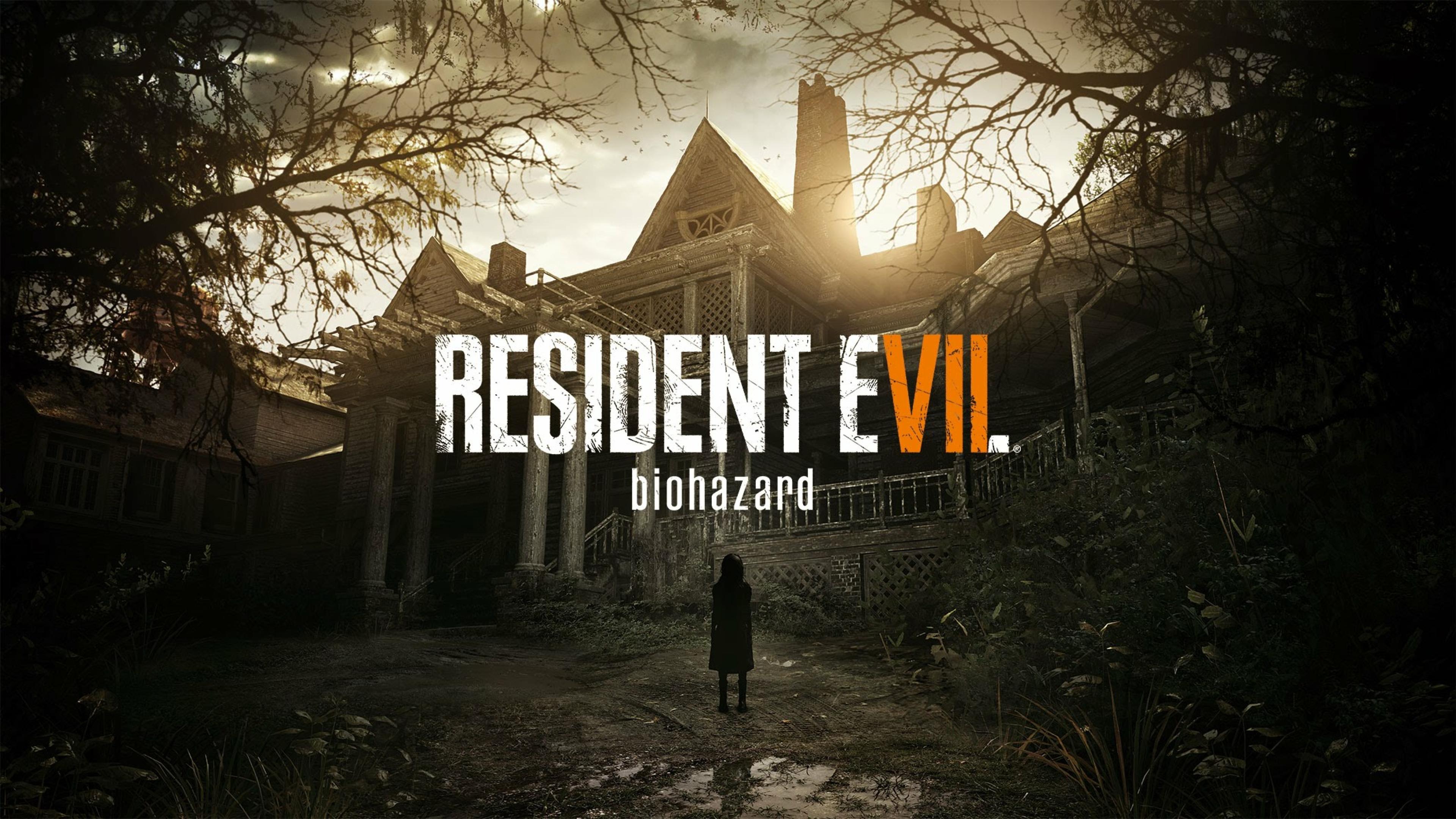 3840x2160 resident evil 7, biohazard, capcom 4K Wallpaper ...