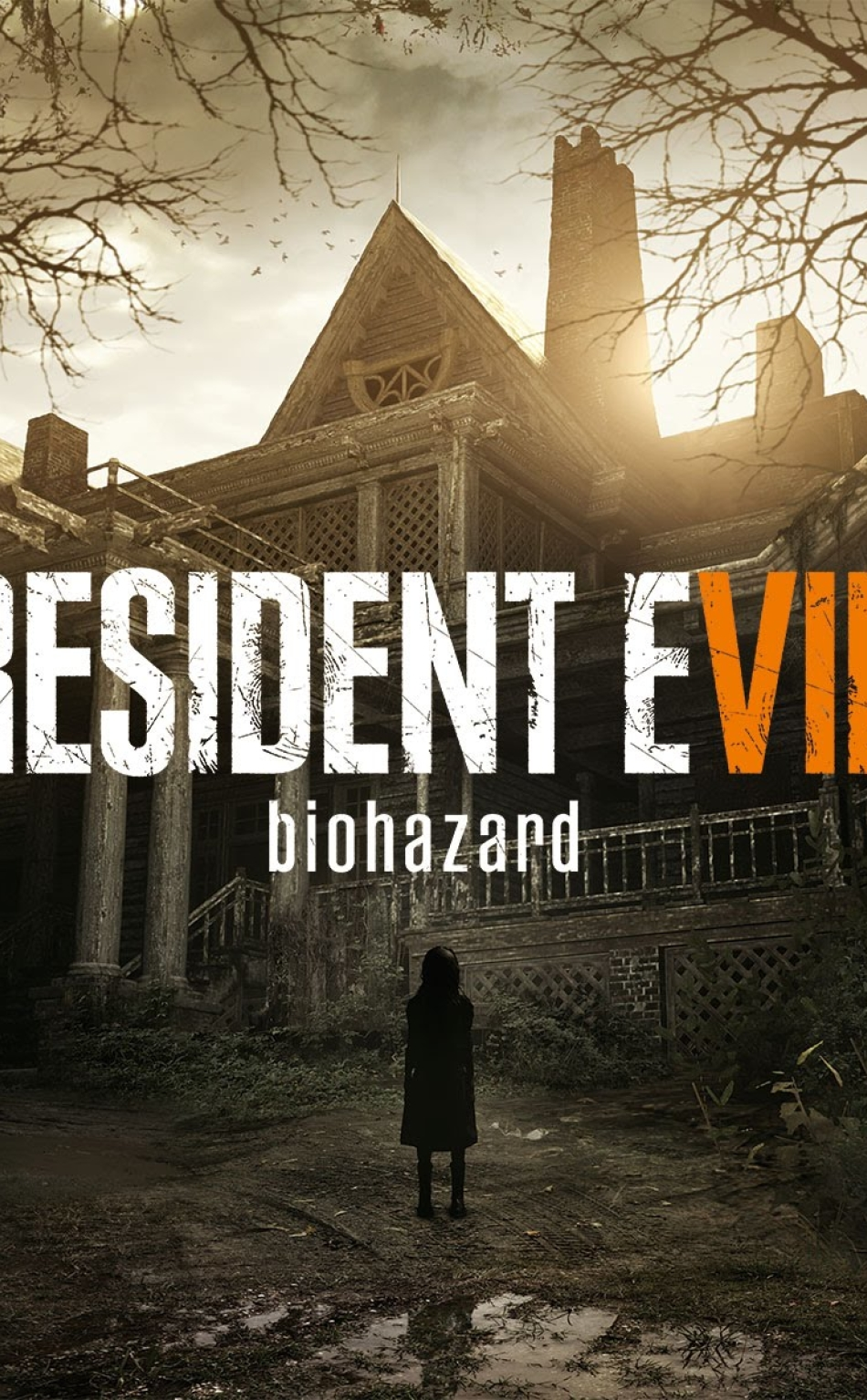 950x1534 Resident Evil 7 Biohazard Capcom 950x1534 Resolution