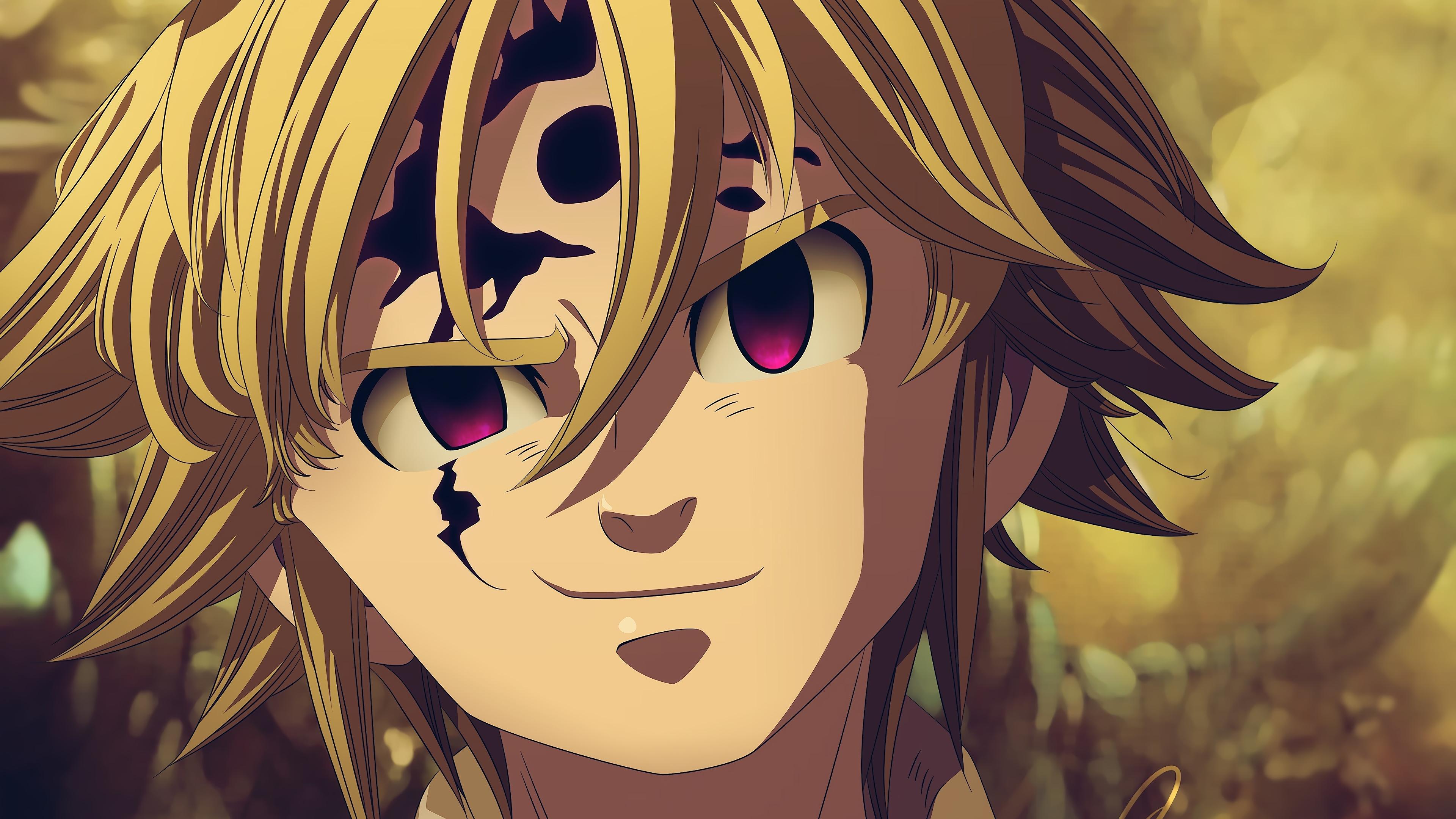 Return Of The King Demon Wallpaper Hd Anime 4k Wallpapers Images