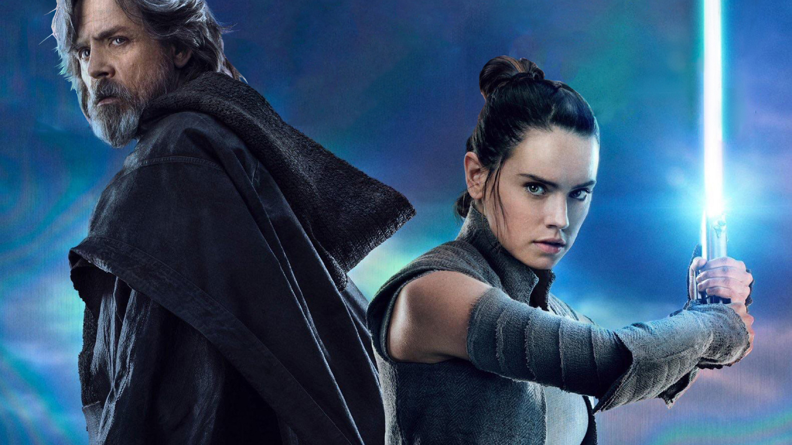 2560x1440 Rey And Luke Star Wars The Last Jedi 1440p Resolution Wallpaper Hd Movies 4k Wallpapers Images Photos And Background