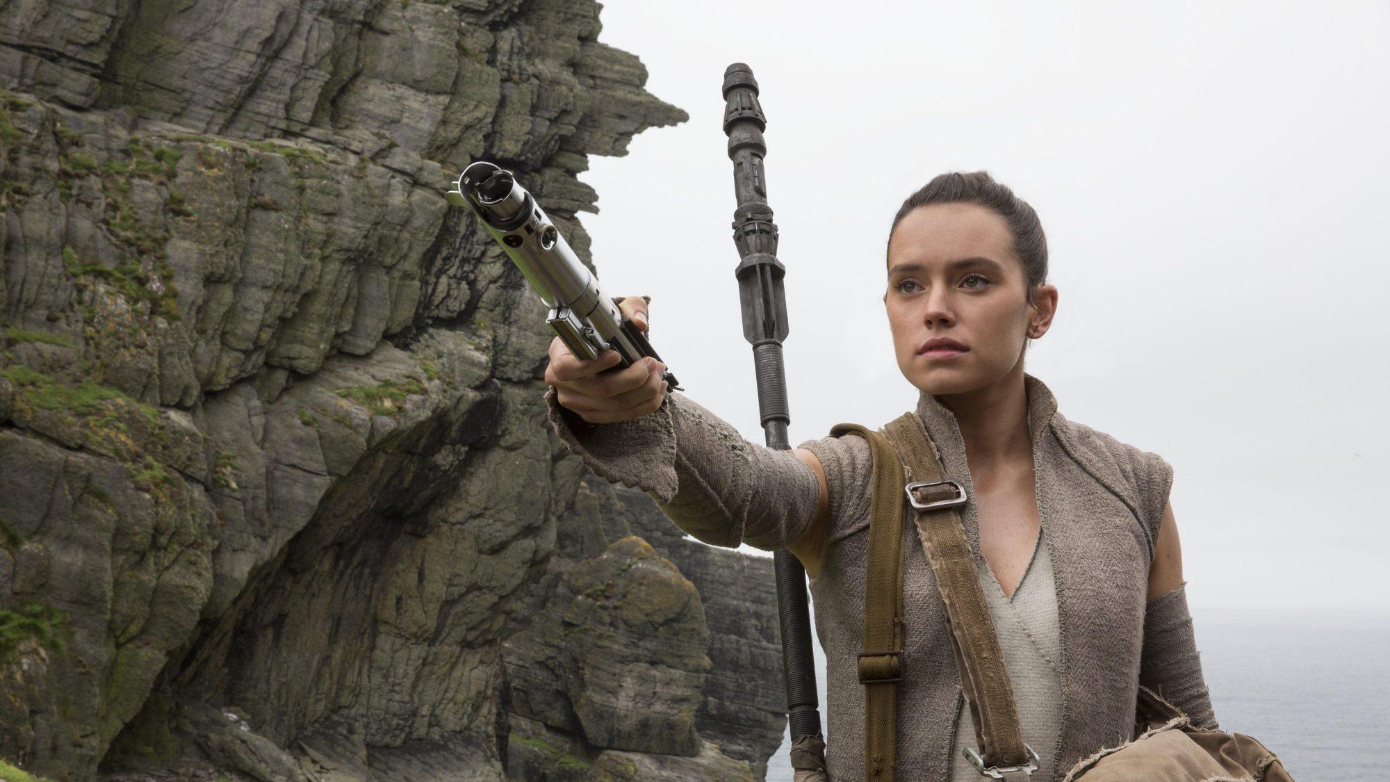 Rey In Star Wars 8 The Last Jedi Wallpaper Hd Movies 4k