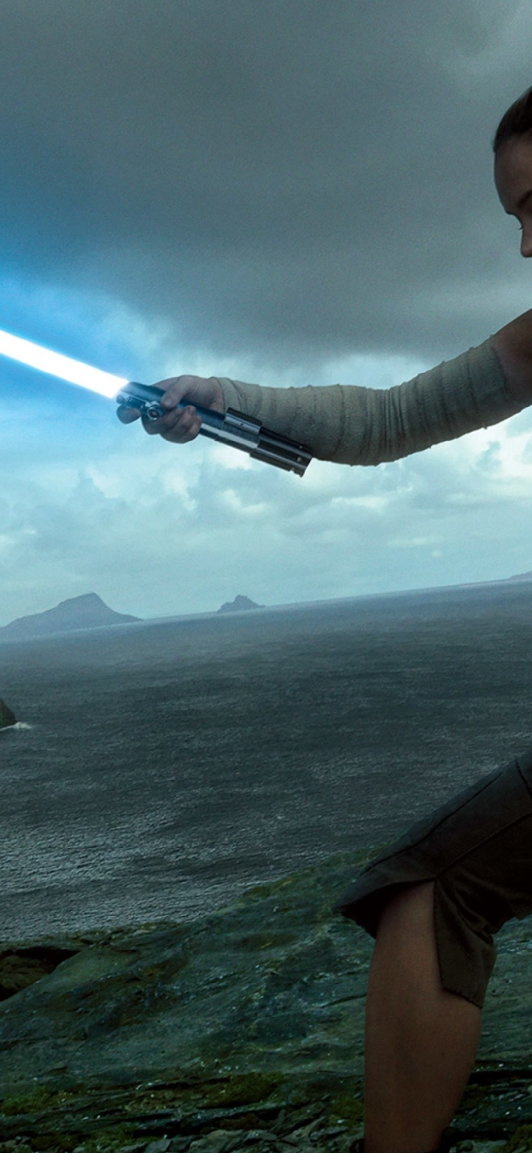 1080x2340 Rey Star Wars 1080x2340 Resolution Wallpaper Hd Movies 4k Wallpapers Images Photos And Background