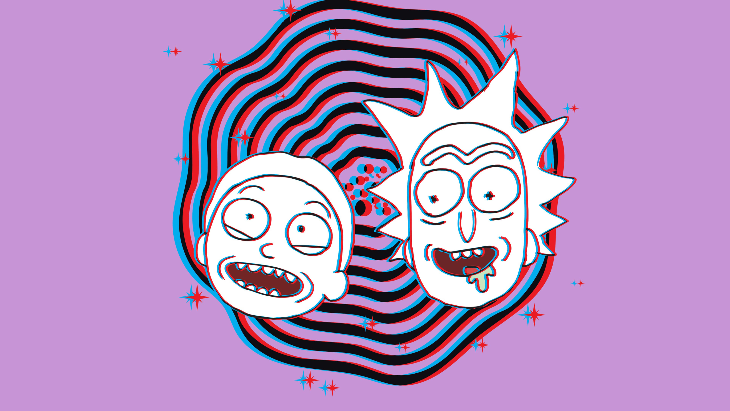 2560x1440 Rick and Morty 2020 1440P Resolution Wallpaper ...