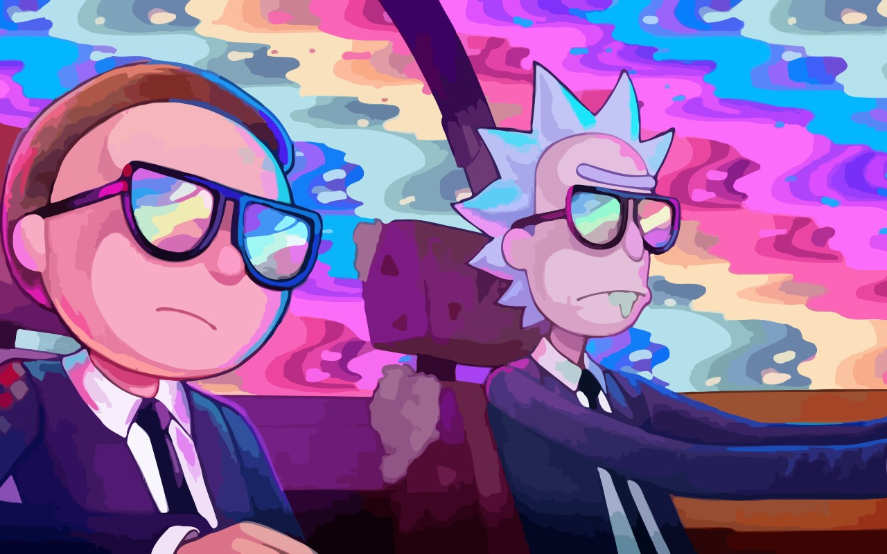Download rick and morty oh mama run the jewels 2560x1600 resolution hd 8k wallpaper - Rick and morty download ...