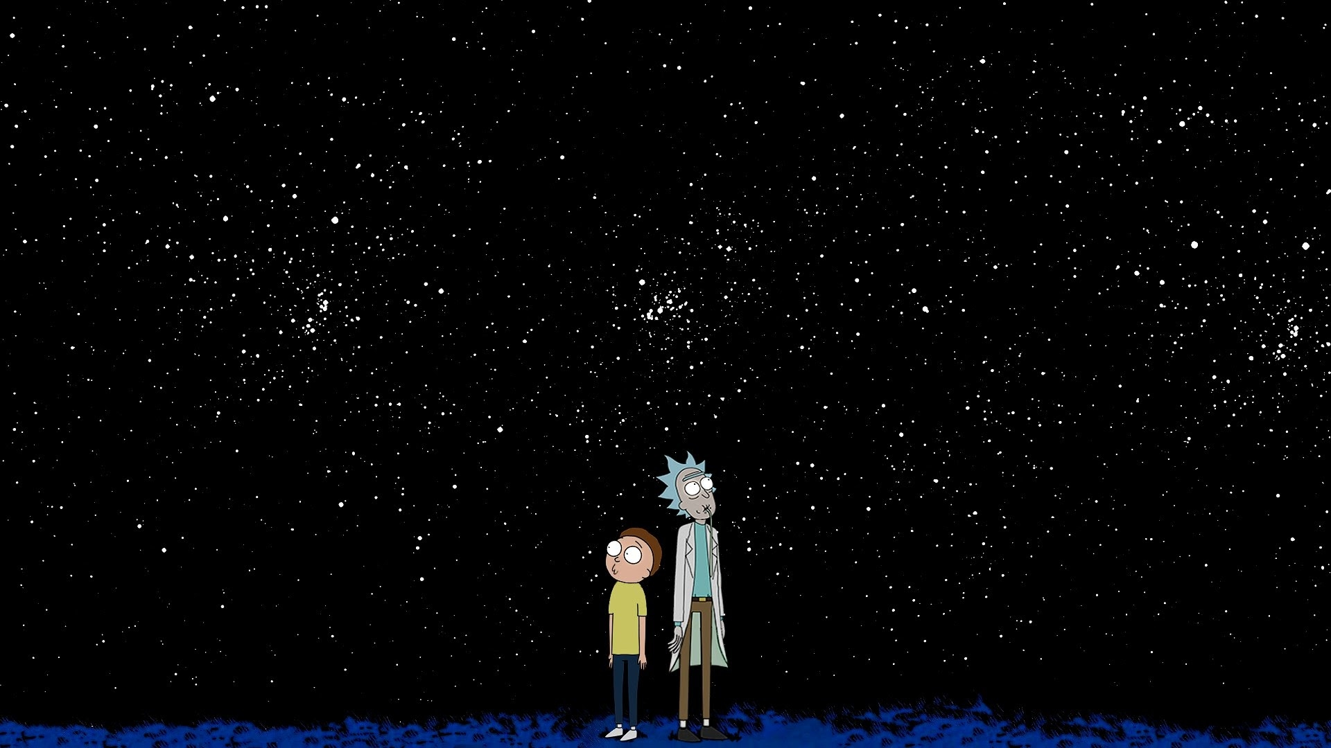 960x544 Rick And Morty Space 960x544 Resolution Wallpaper Hd Tv Series 4k Wallpapers Images Photos And Background