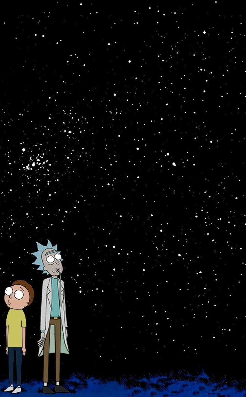 Simple Wallpaper High Quality Rick And Morty - rick-and-morty-space_60071_950x1534  Photograph_874100.jpg