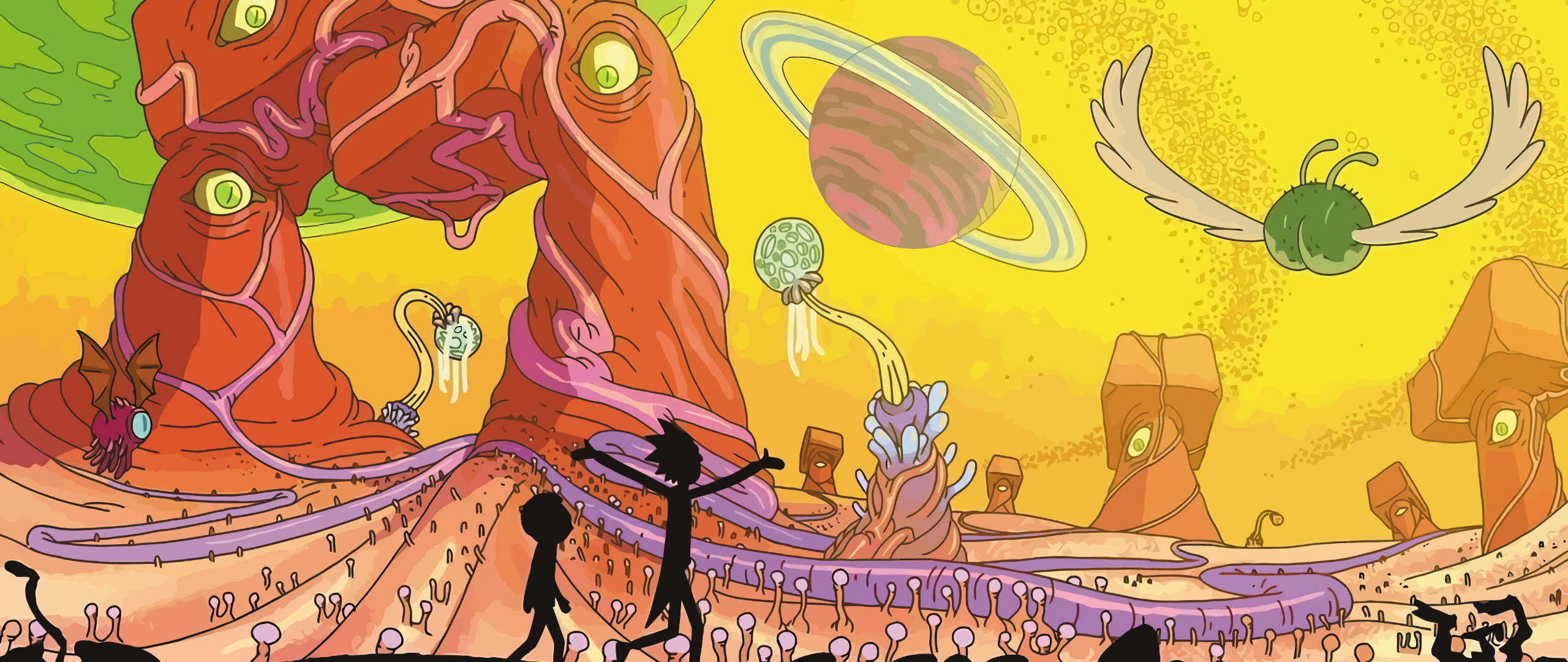 Download Rick And Morty 1280x720 Resolution, HD 4K Wallpaper