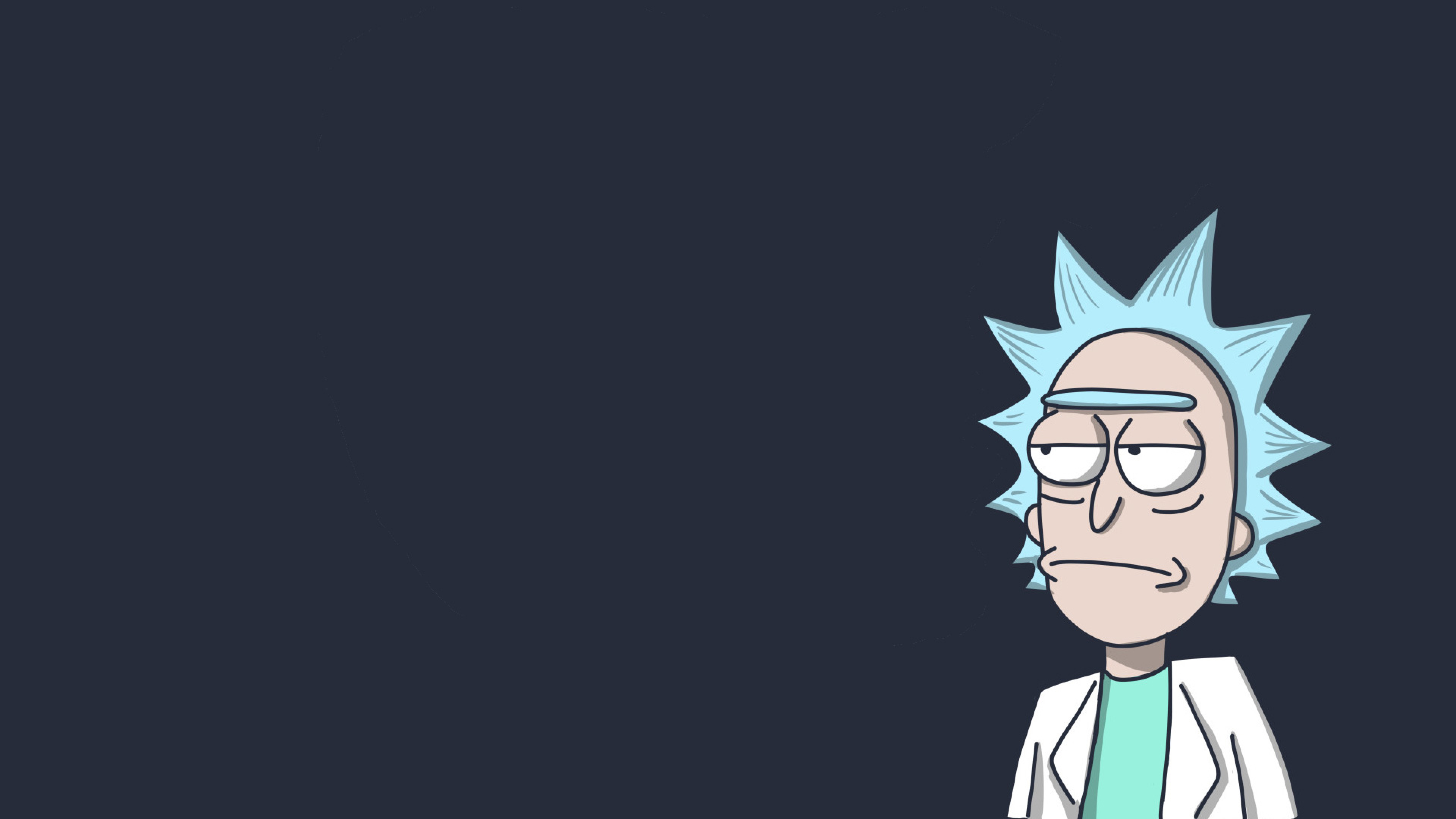 Download rick in rick and morty 2048x1152 resolution full for Sfondi 2048x1152