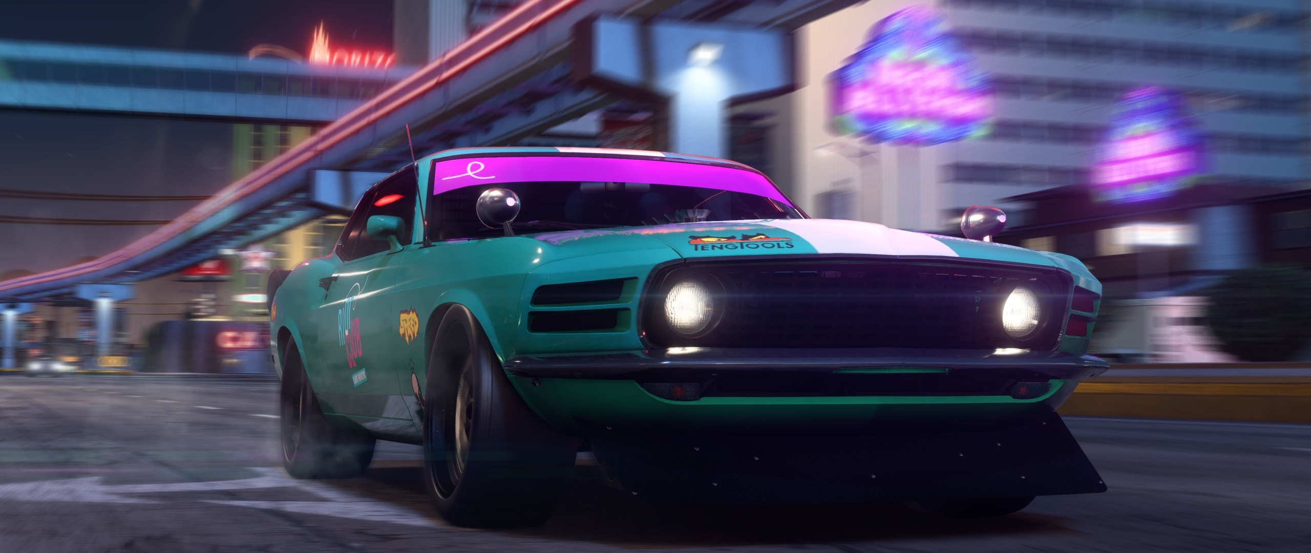 Muscle Cars Wallpapers 4k Download Nfs Payback Full