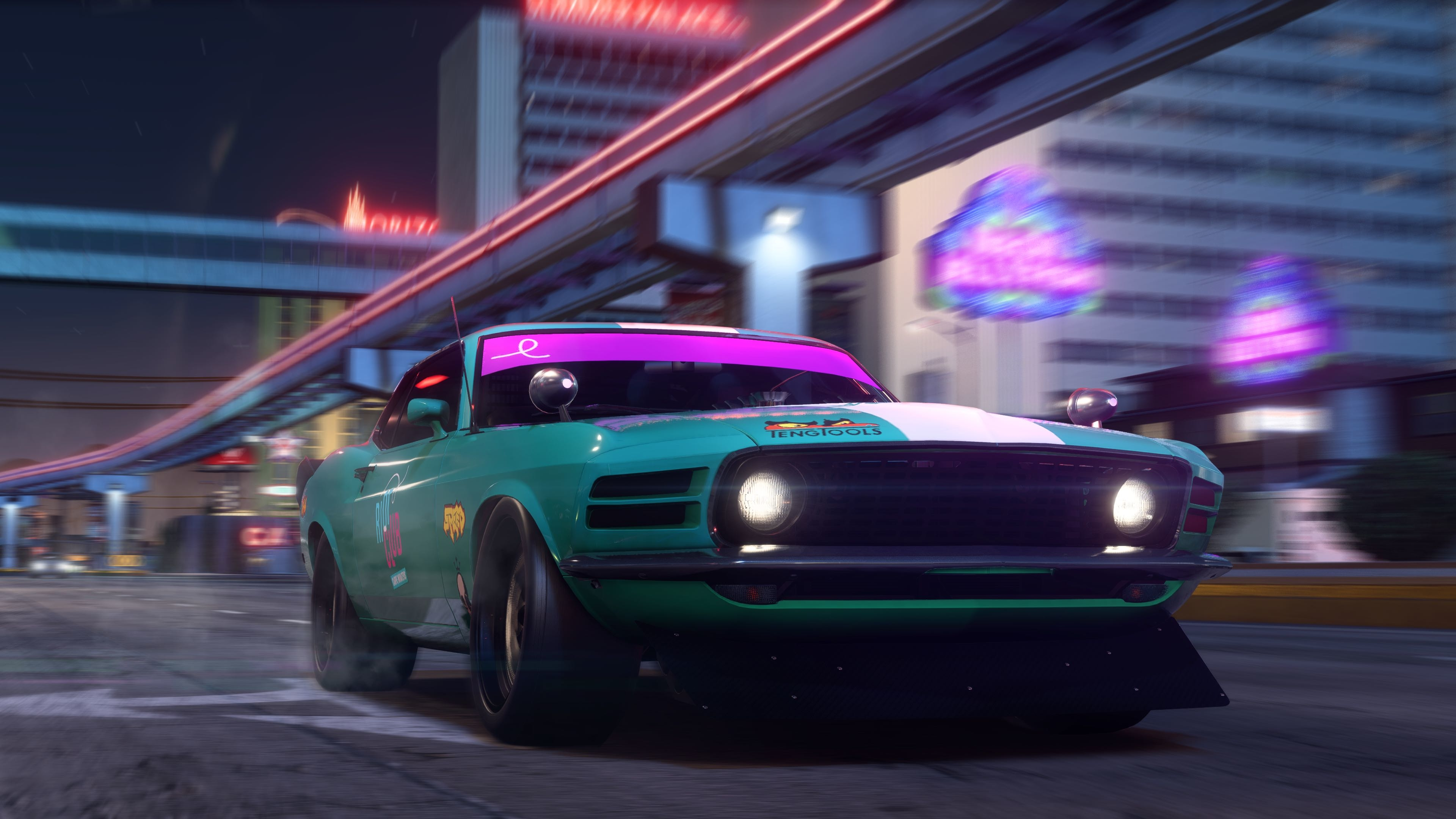 Need For Speed Payback Wallpaper: Riot Club Street Leagues Need For Speed Payback 2017, HD