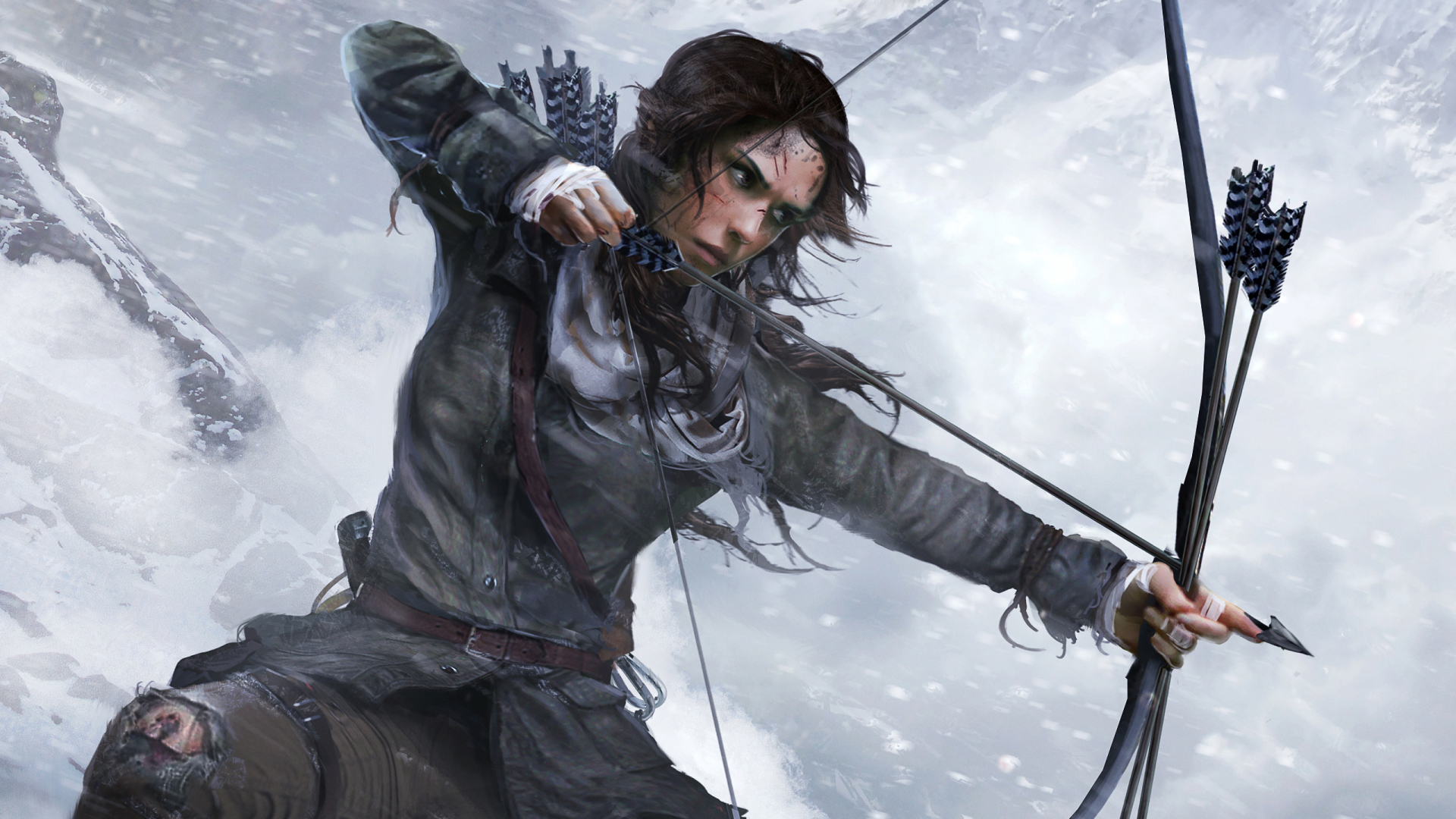 1920x1080 Rise Of The Tomb Raider Lara Croft 1080p Laptop Full