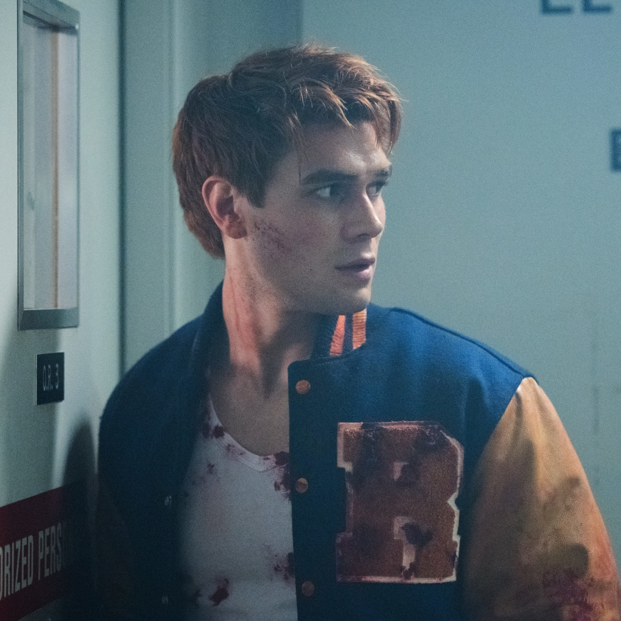 Riverdale Kj Apa As Archie Andrews Hd 4k Wallpaper