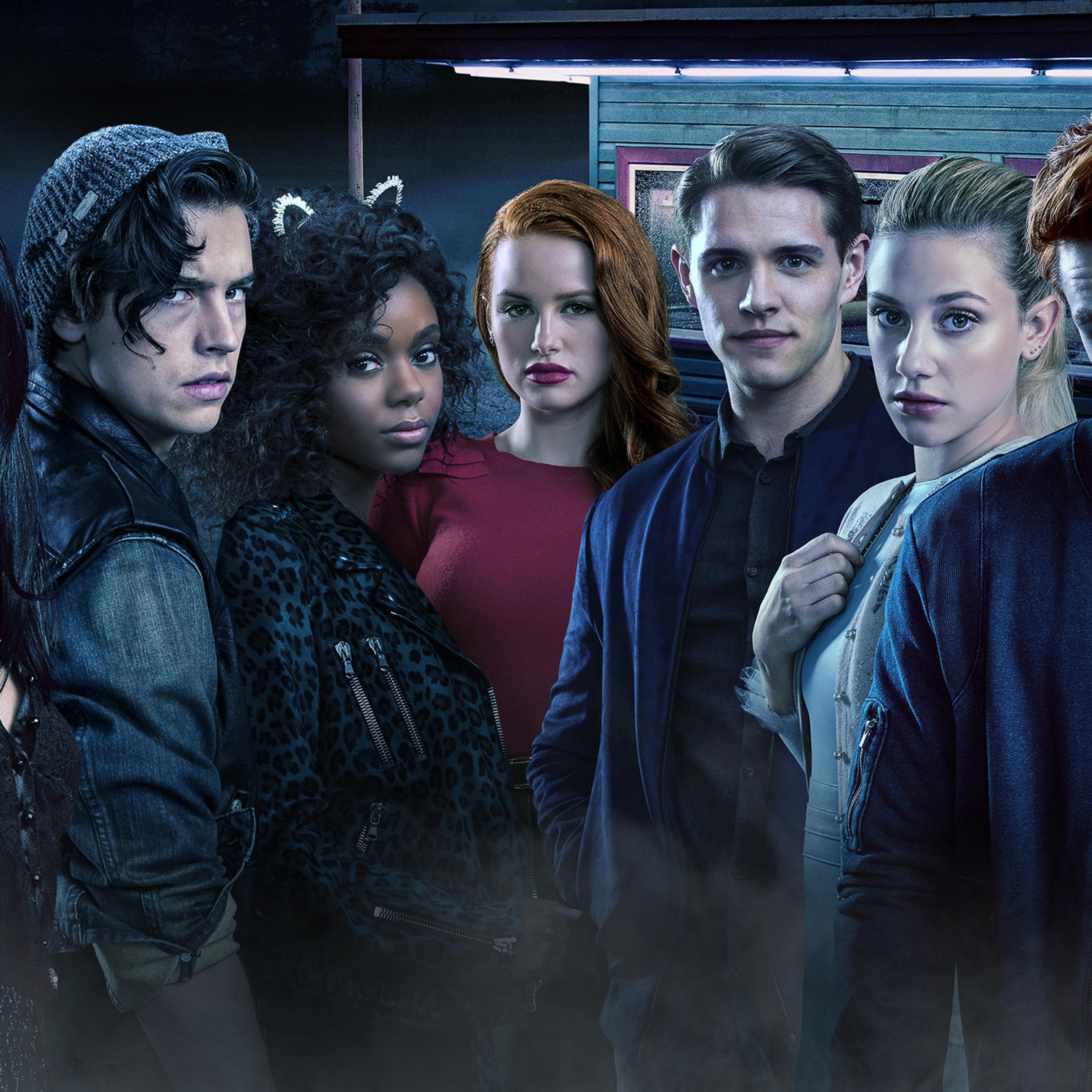 Riverdale Season 2 Cast, HD 4K Wallpaper