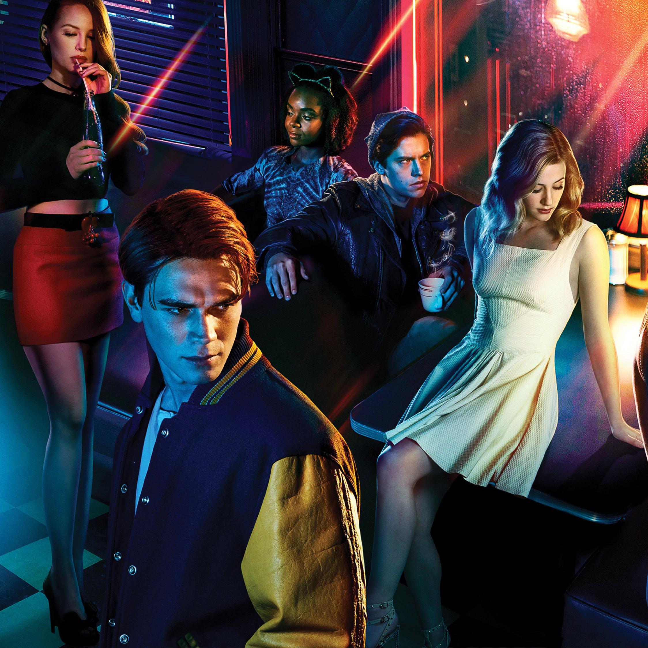 Riverdale Wallpaper: Download Riverdale Season 2 2248x2248 Resolution, HD 4K