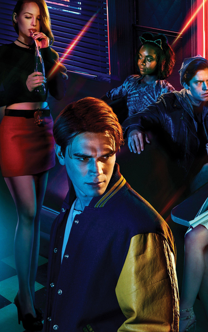 Riverdale Season 2 HD 4K Wallpaper