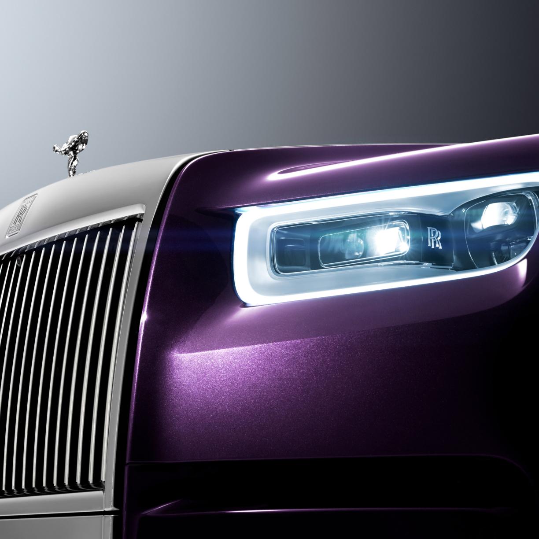 Rolls Royce Phantom Ewb, HD 4K Wallpaper