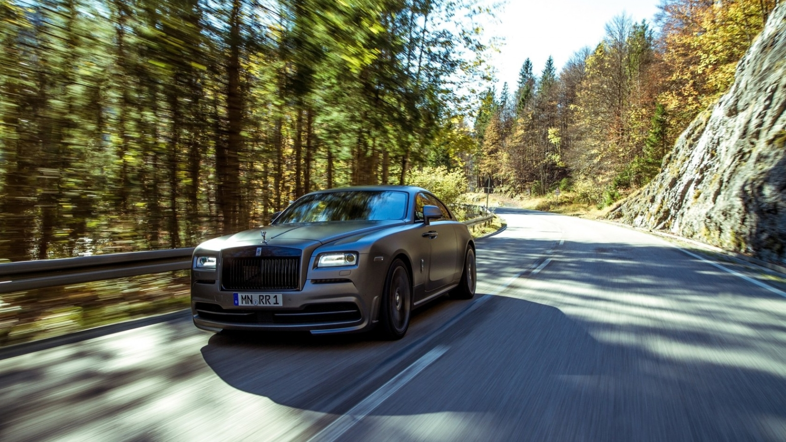 Rolls Royce, Wraith, Spofec, Full HD Wallpaper