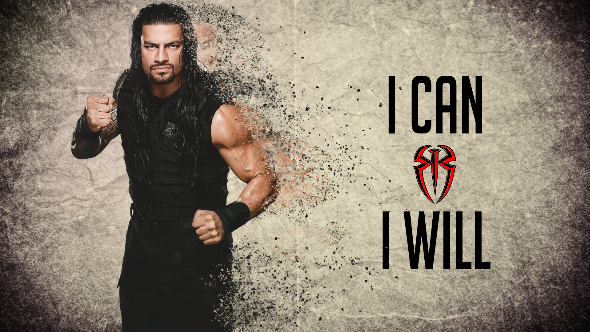roman i can i will full hd wallpaper