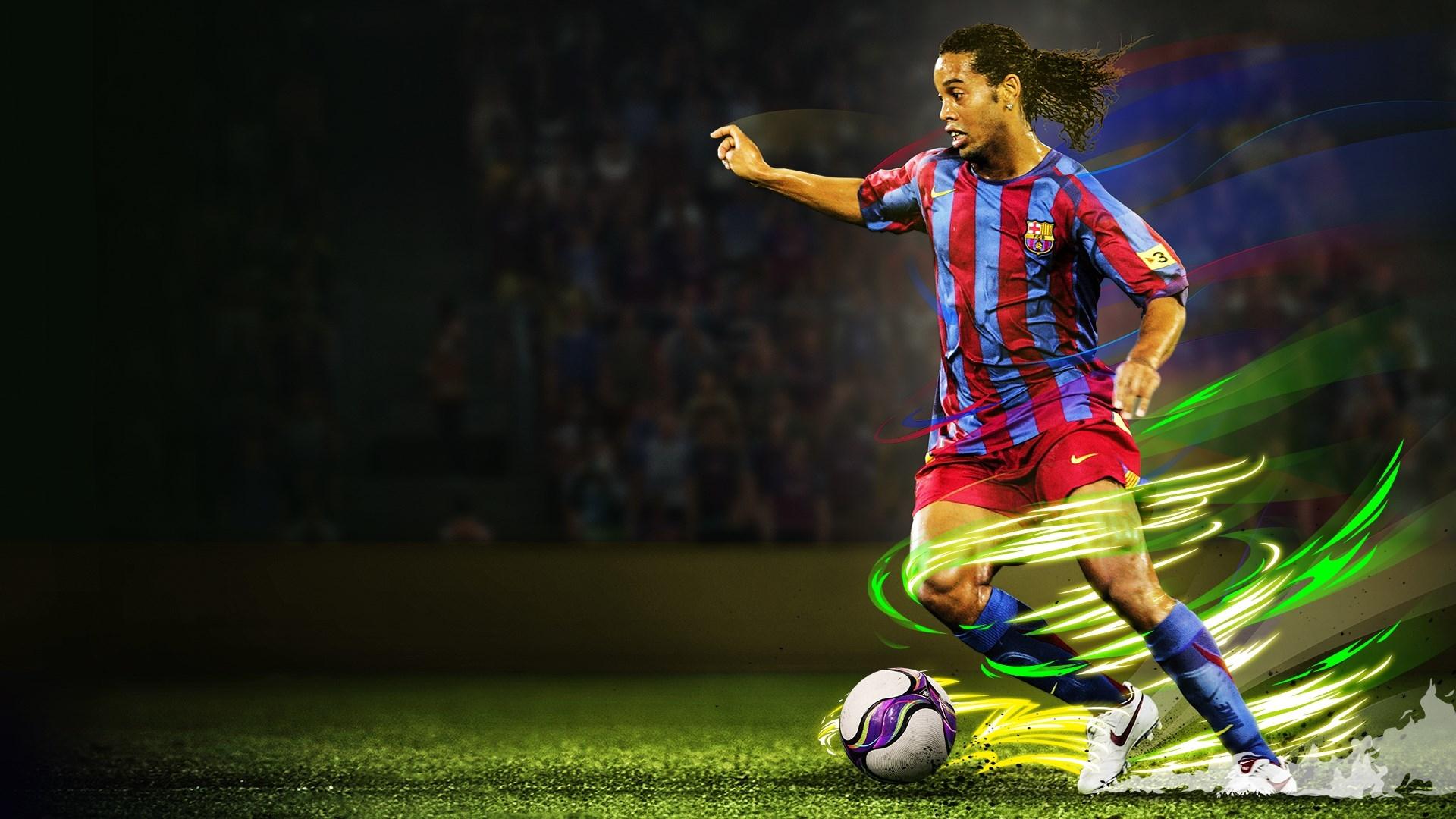 1920x1080 Ronaldinho In Efootball Pro Evolution Soccer 2020