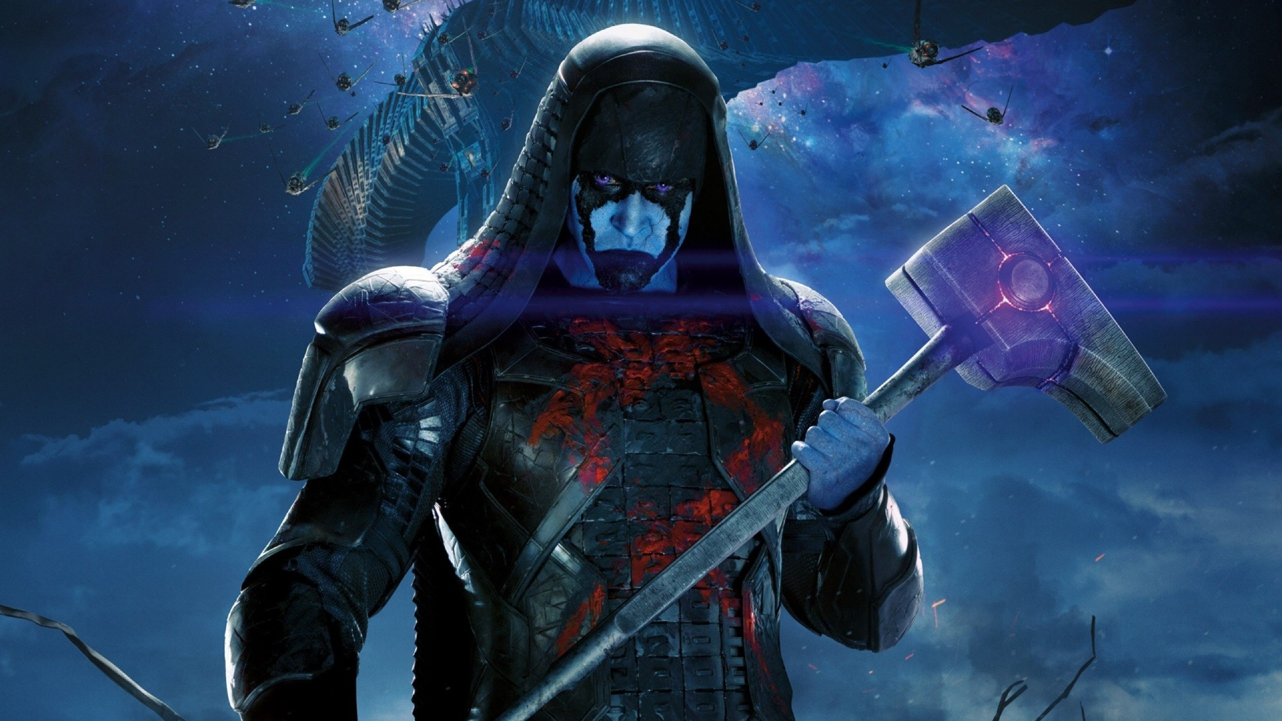 2560x1440 Ronan Guardians Of The Galaxy 1440p Resolution Wallpaper