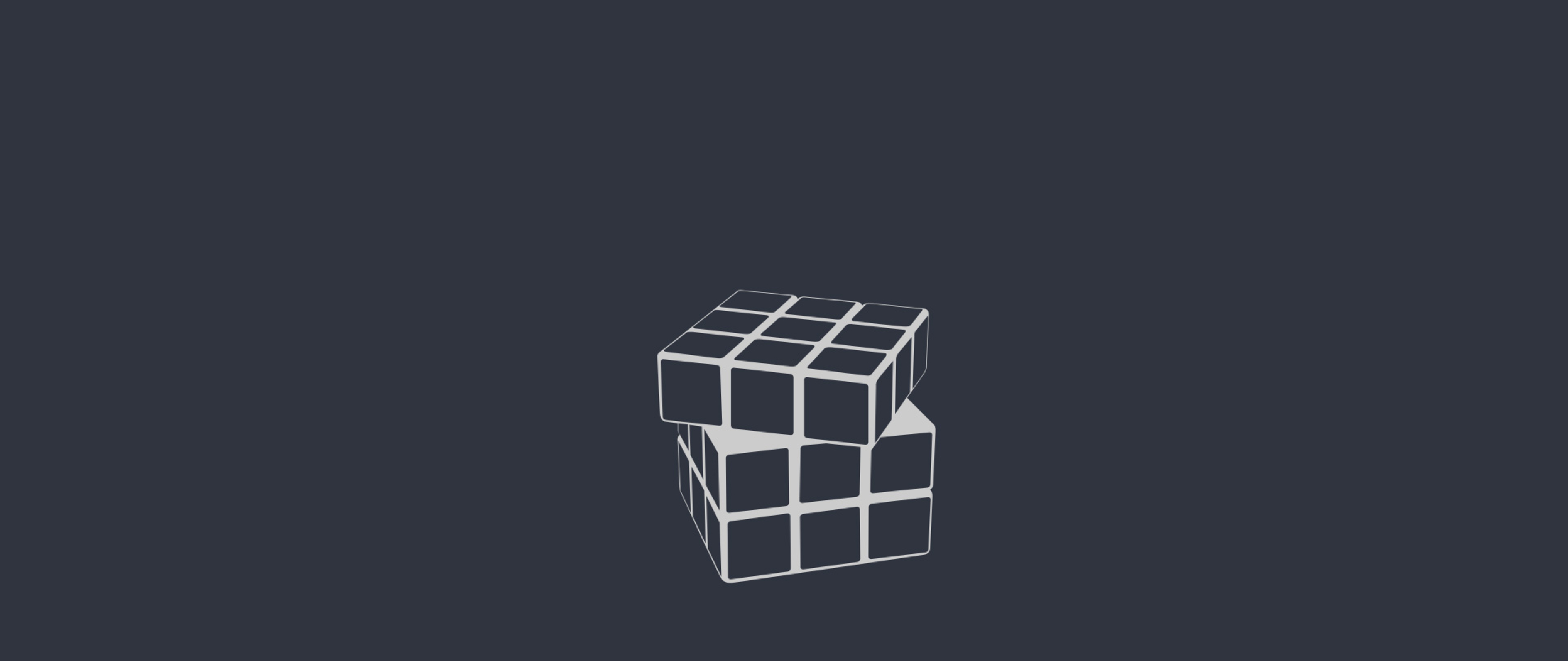 Download Pubg Minimalist Pophead 7680x4320 Resolution: Rubiks Cube Minimalism, Full HD Wallpaper