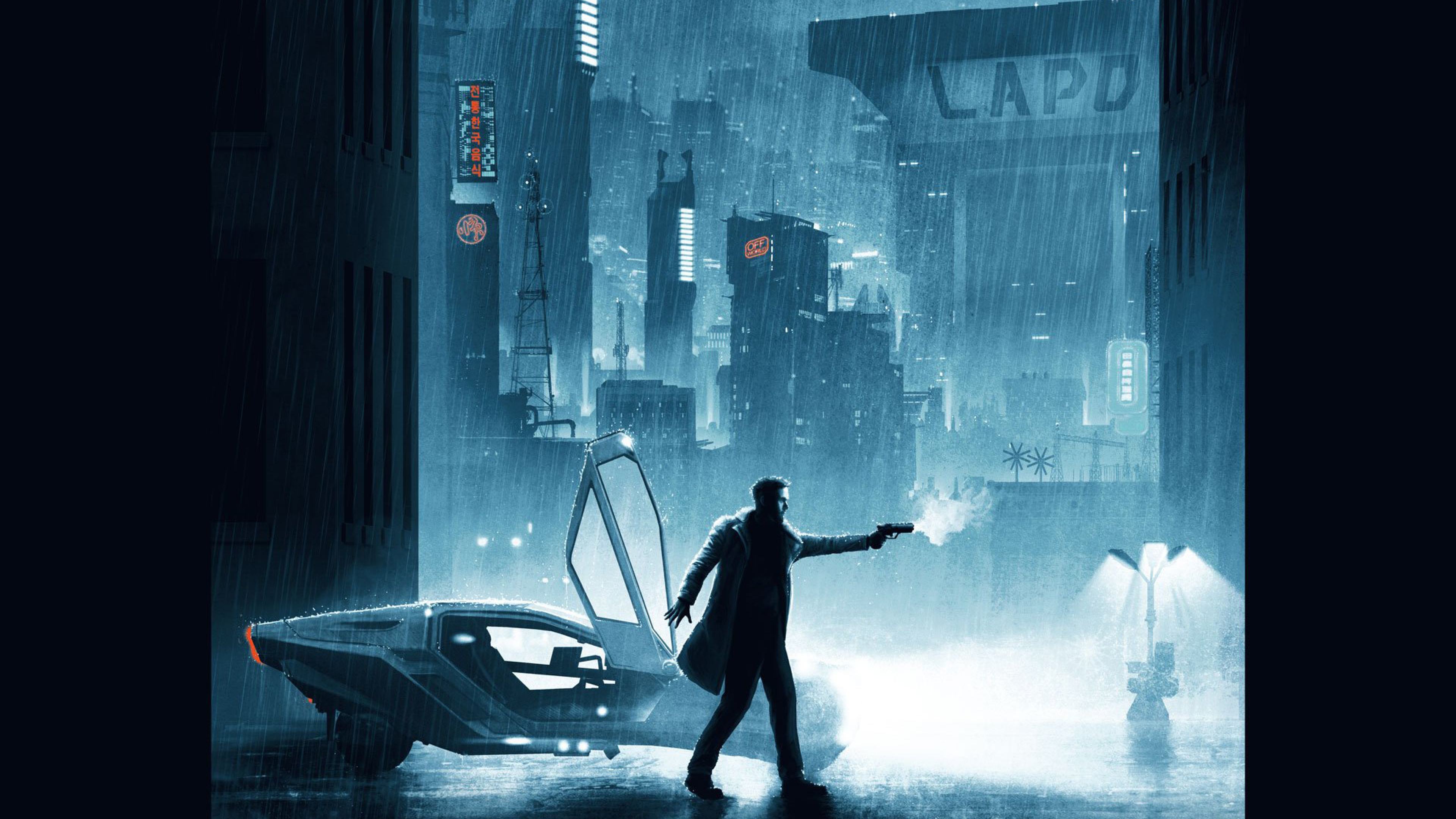 3840x2160 Ryan Gosling Blade Runner 2049 Still 4k Wallpaper Hd