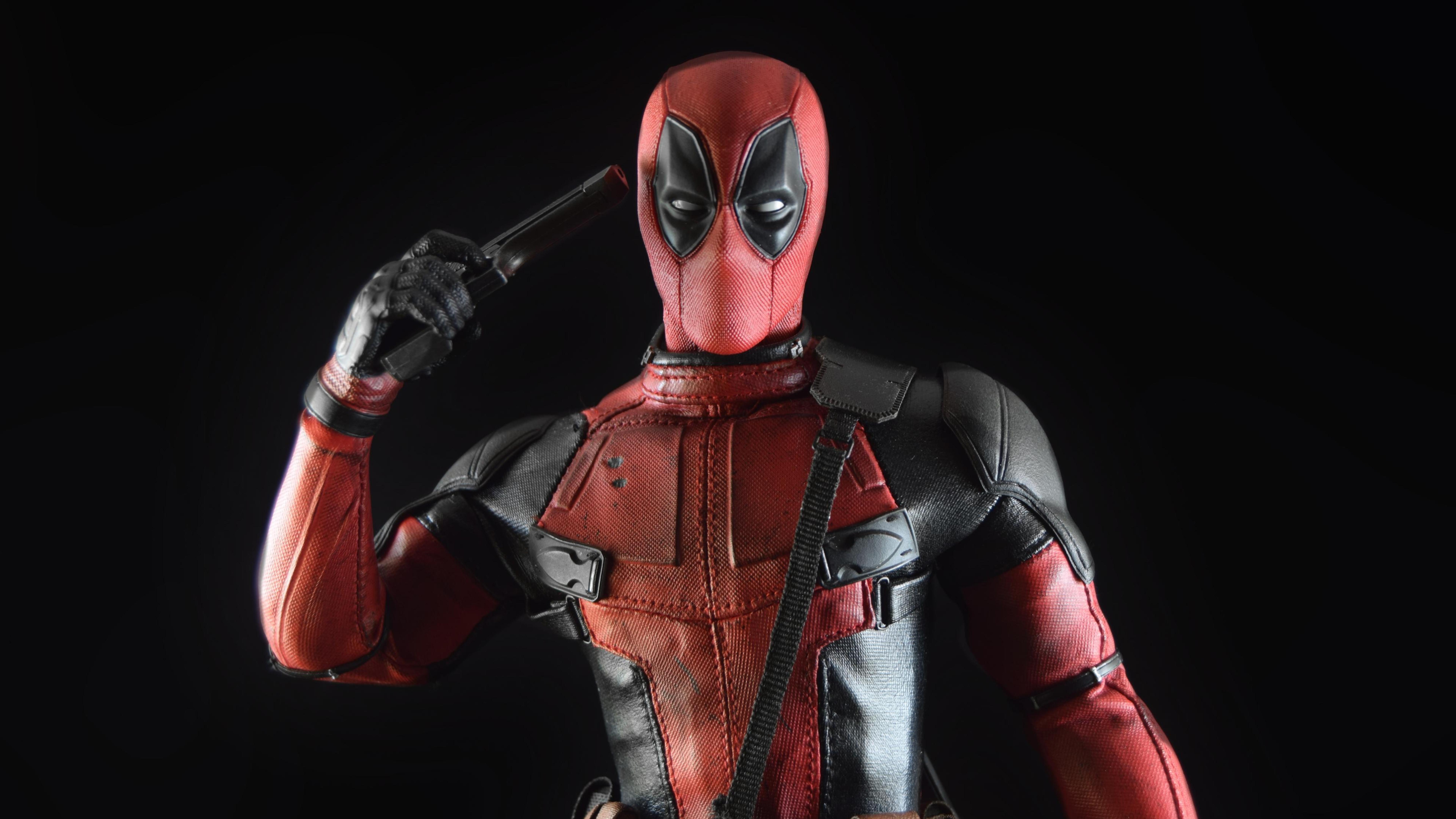 Ryan Reynolds As Deadpool, HD 4K Wallpaper
