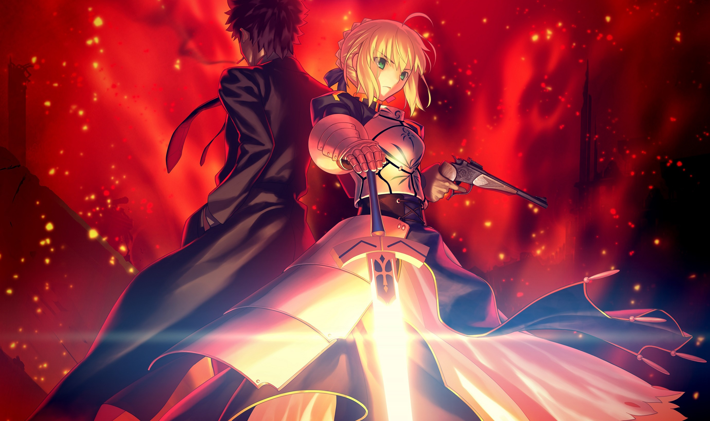 Saber Fate Grand Order Series Wallpaper Hd Anime 4k Wallpapers Images Photos And Background